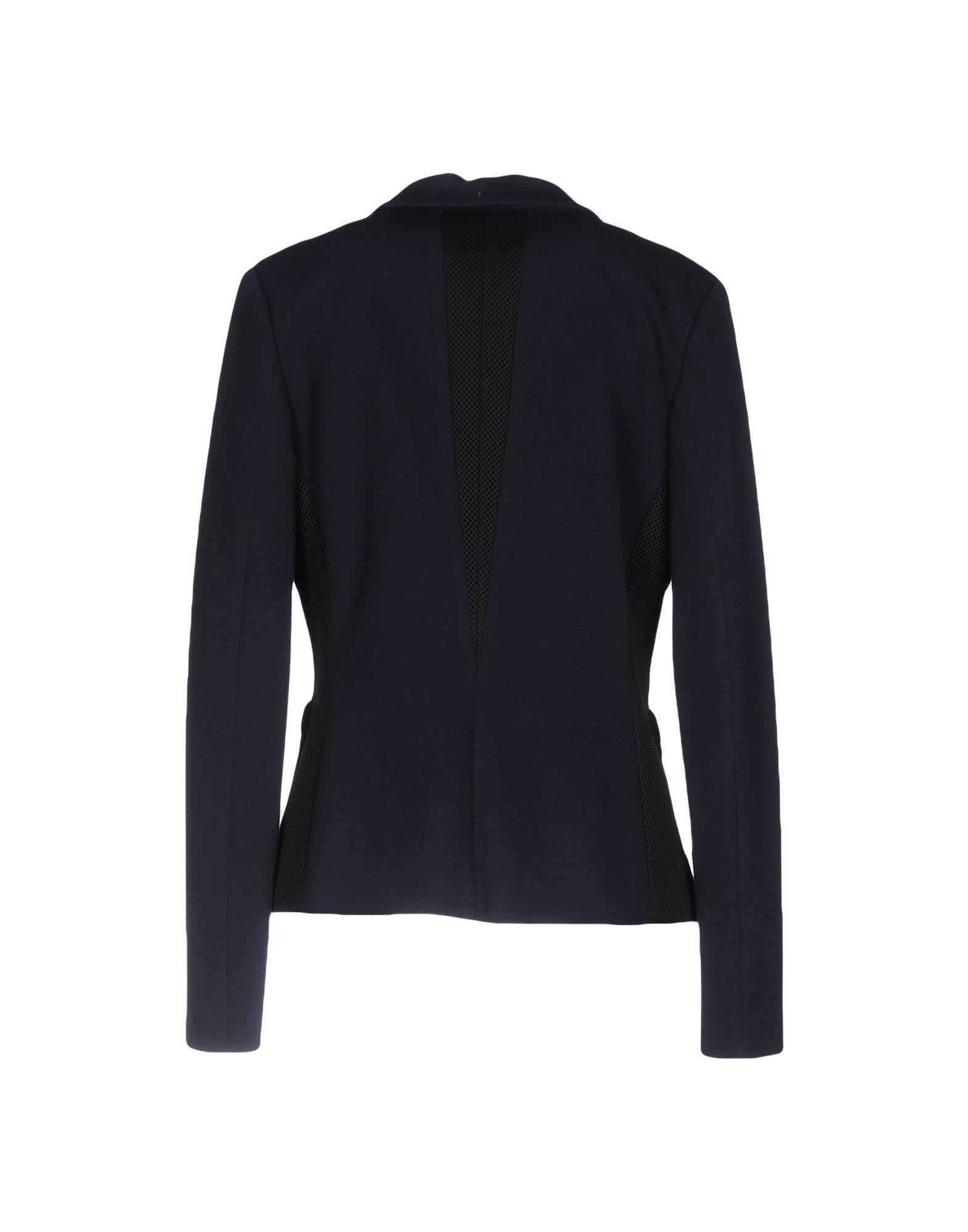 Marani Jeans Synthetic Blazer in Dark Blue (Blue)
