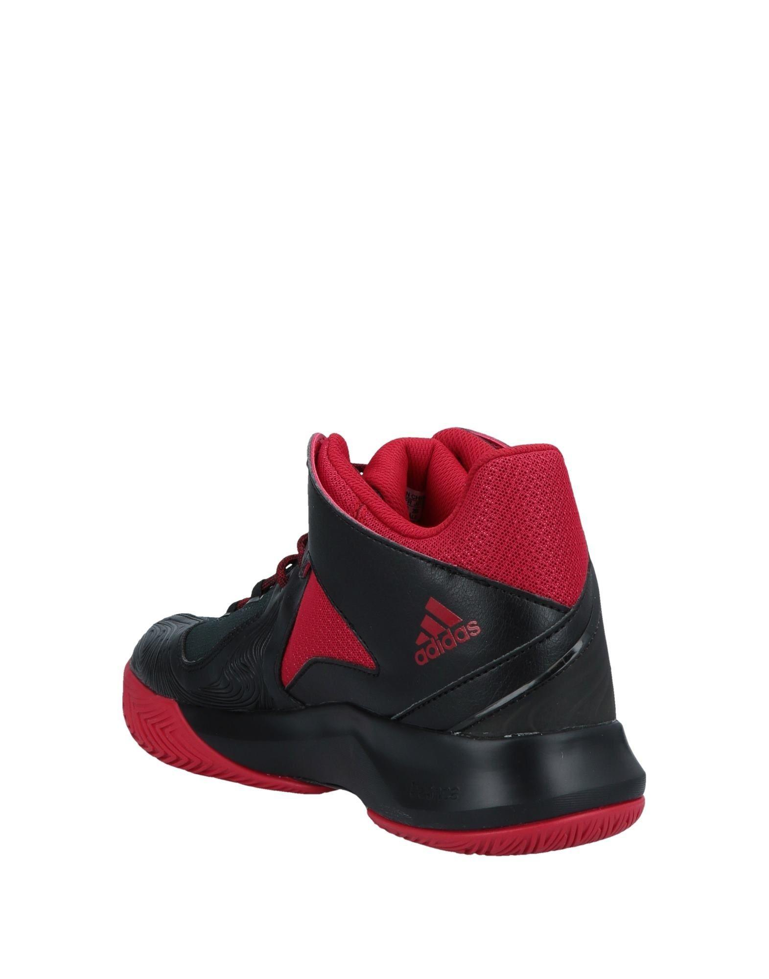 748168170e32 adidas High-tops & Sneakers in Black for Men - Lyst