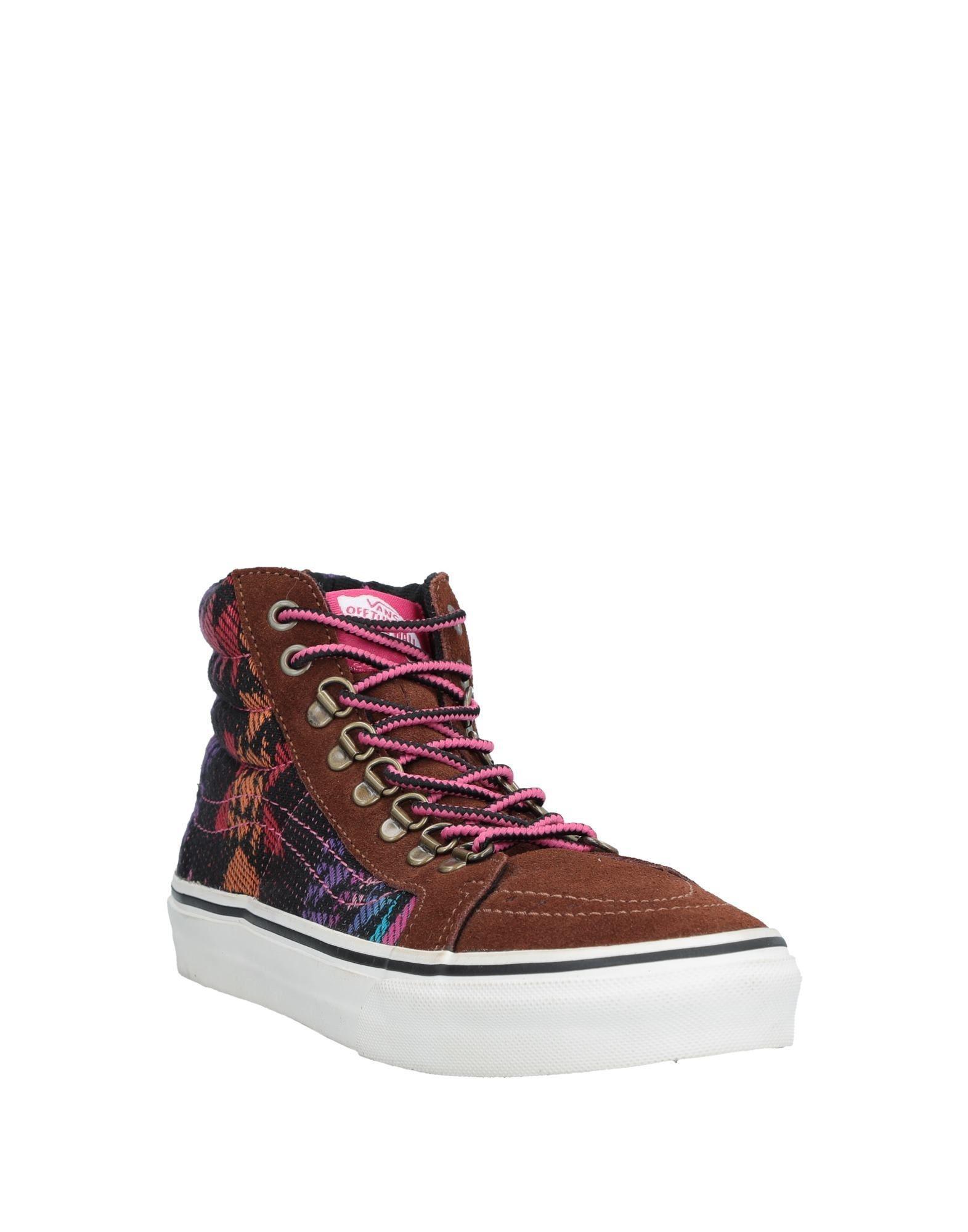 Vans Suede High-tops & Sneakers in Cocoa (Brown)