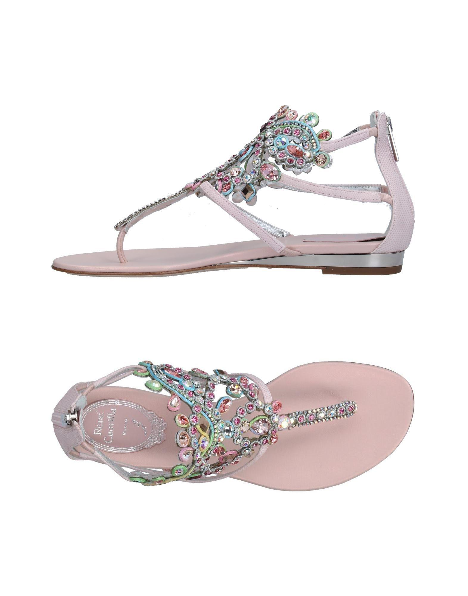 FOOTWEAR - Toe post sandals Rene Caovilla z8fi89