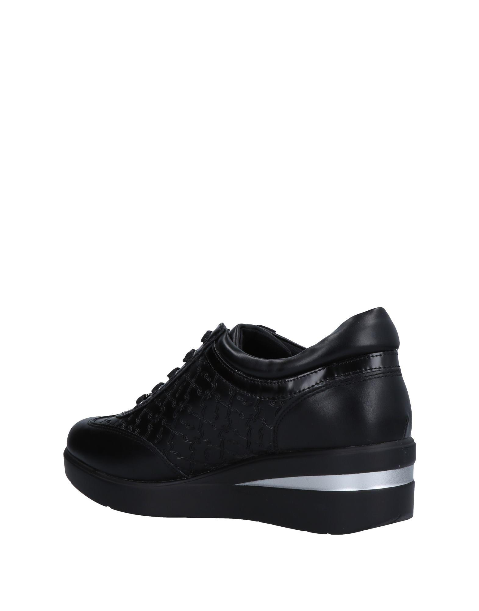 Gattinoni Low-tops & Sneakers in Black
