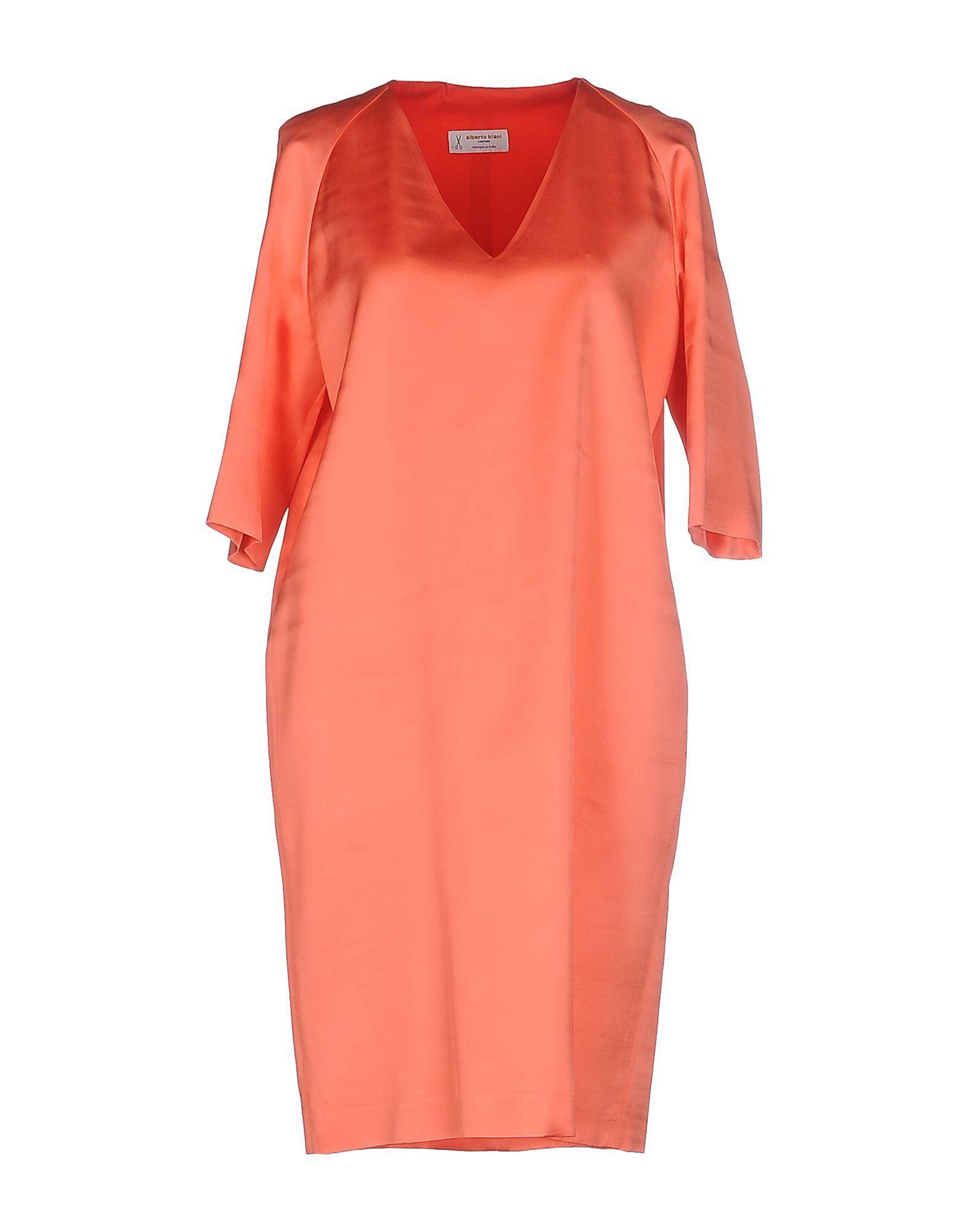 Alberto Dress Biani In Lyst Short Pink vqvr7Un