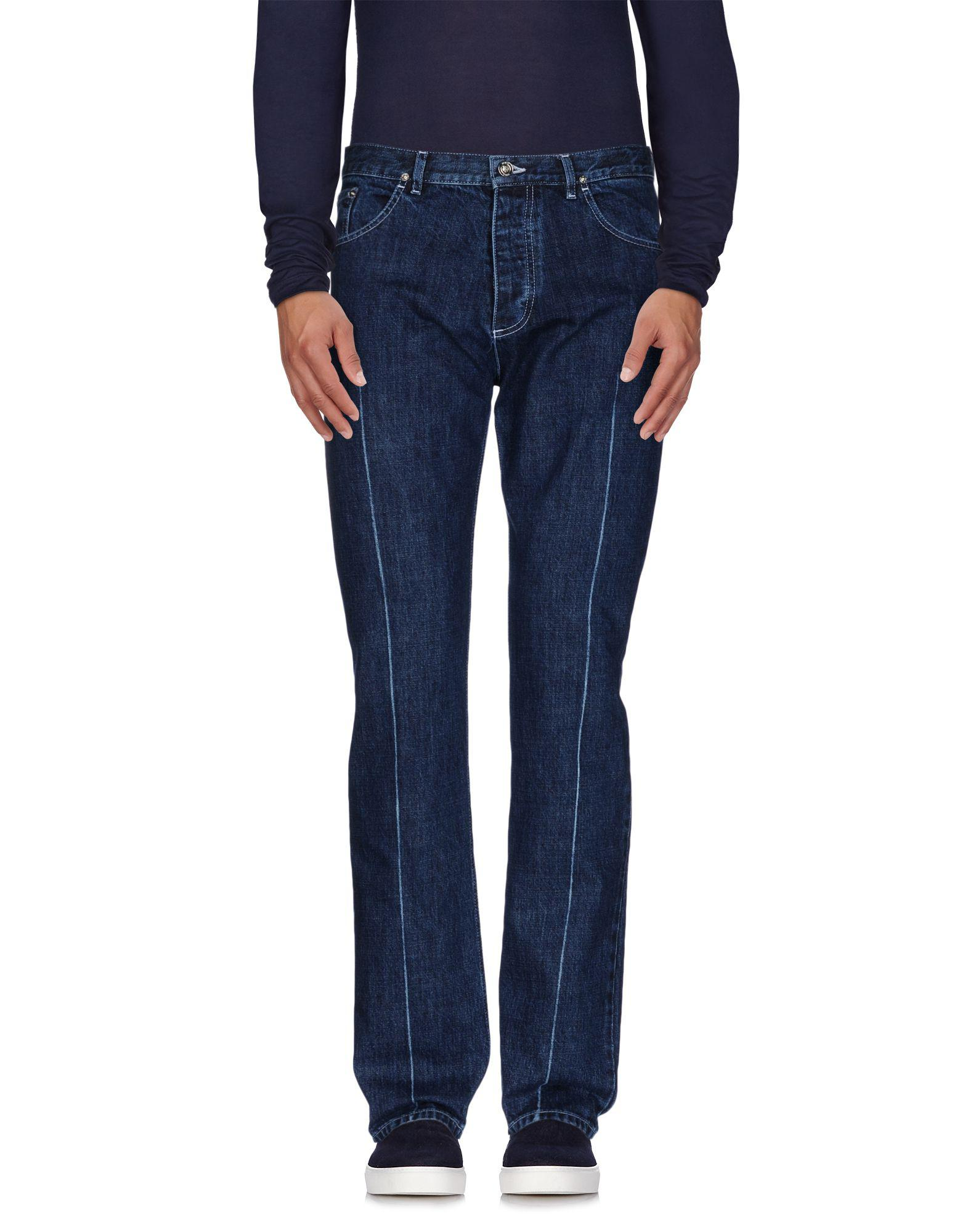 aa1daabfc Men's Blue Denim Pants