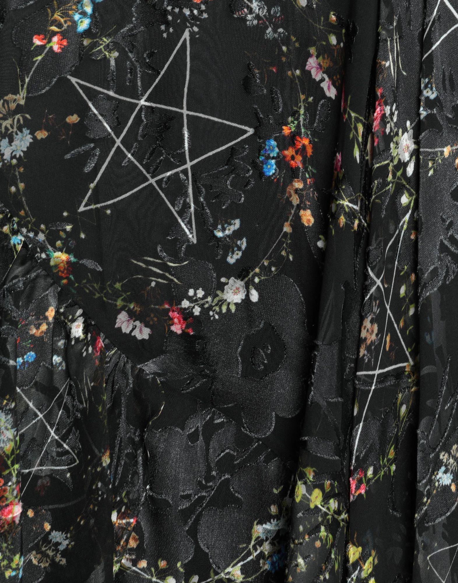 Jupe longue Synthétique Preen By Thornton Bregazzi en coloris Noir