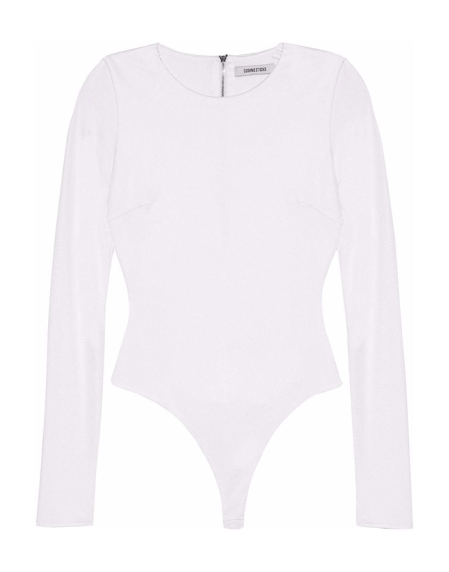a4e459c7ca41e Lyst - Cushnie et Ochs T-shirt in White