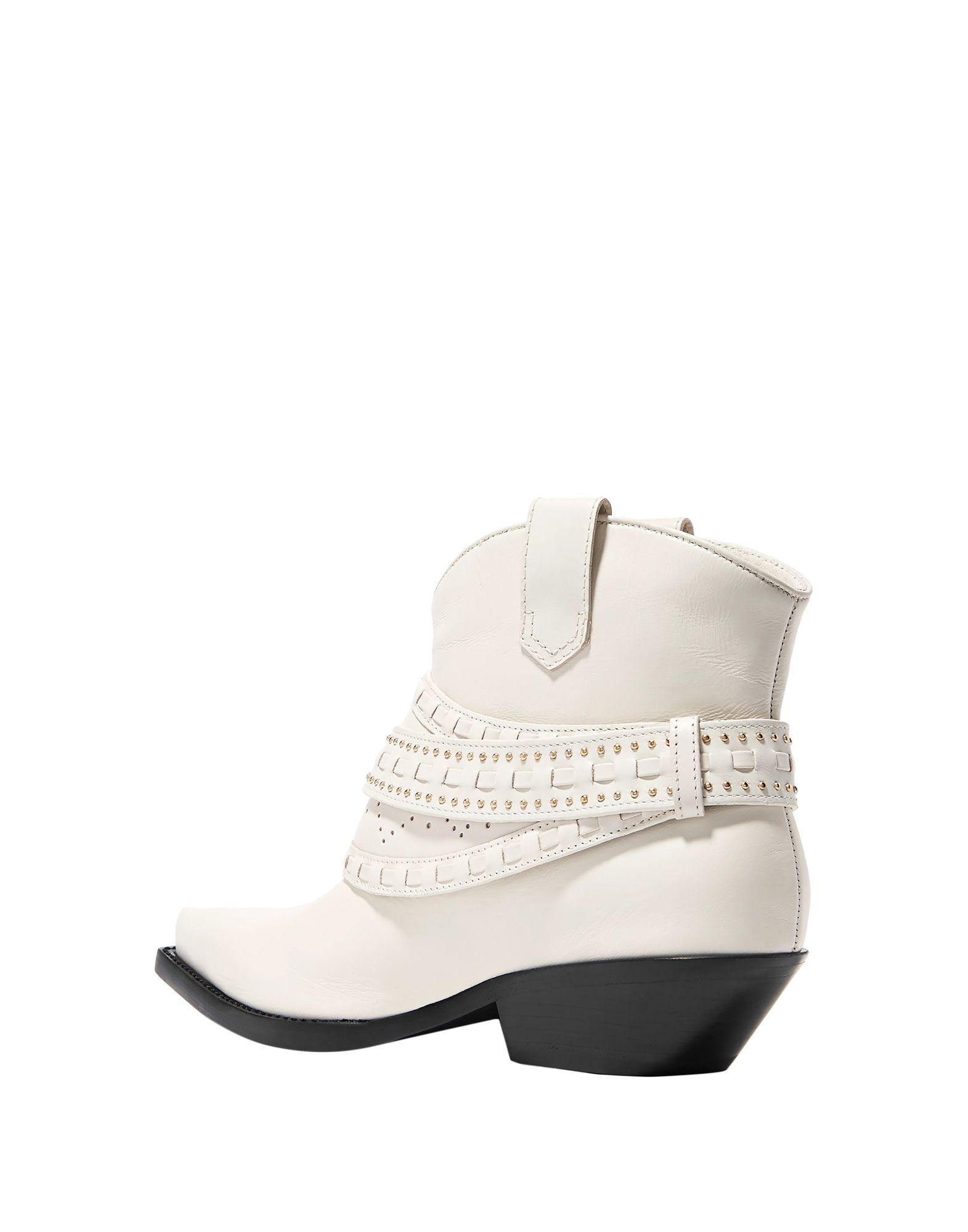 Botines de caña alta Zimmermann de color Blanco