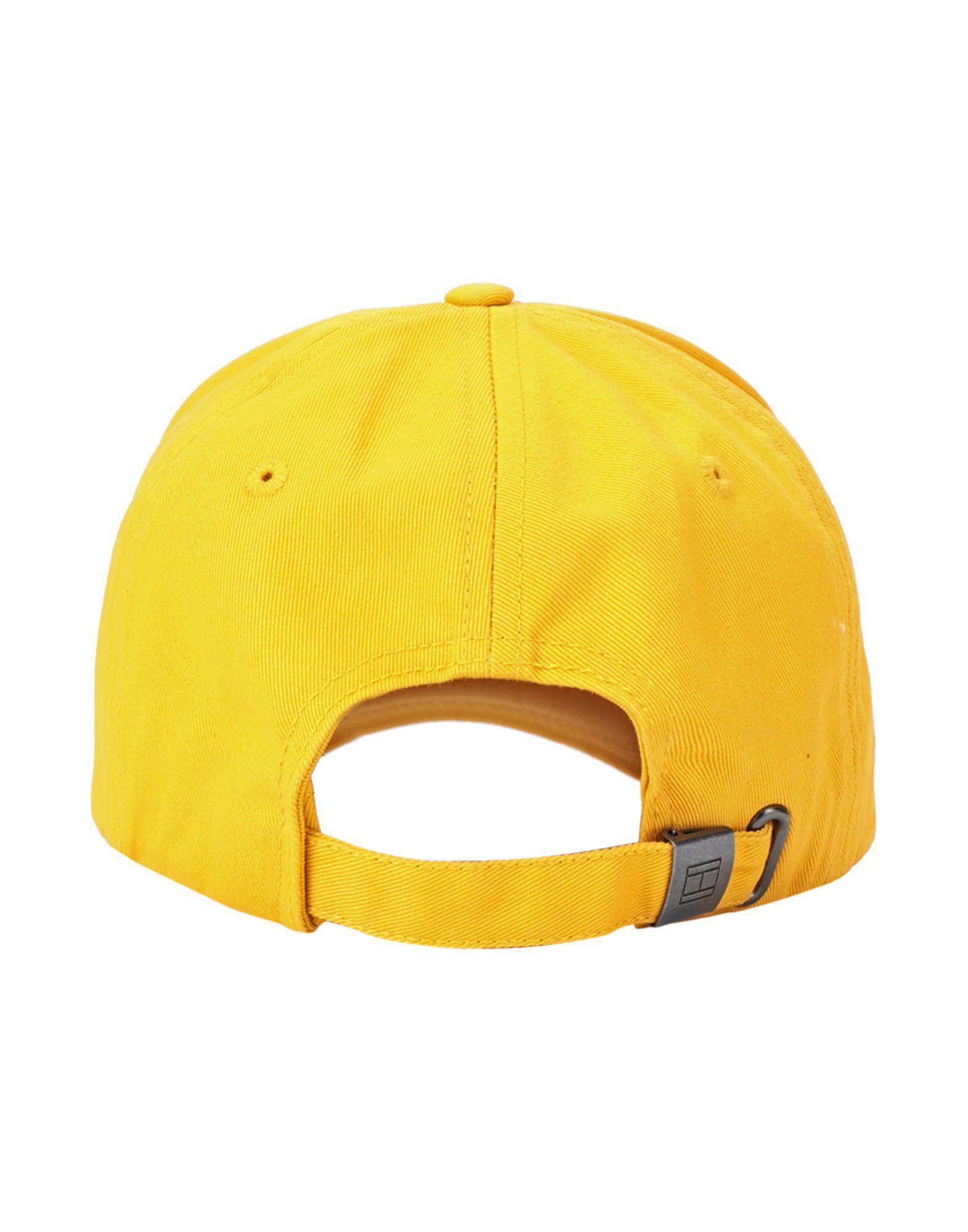 d9e58d66e98 Tommy Hilfiger Classic Baseball Cap in Yellow for Men - Lyst