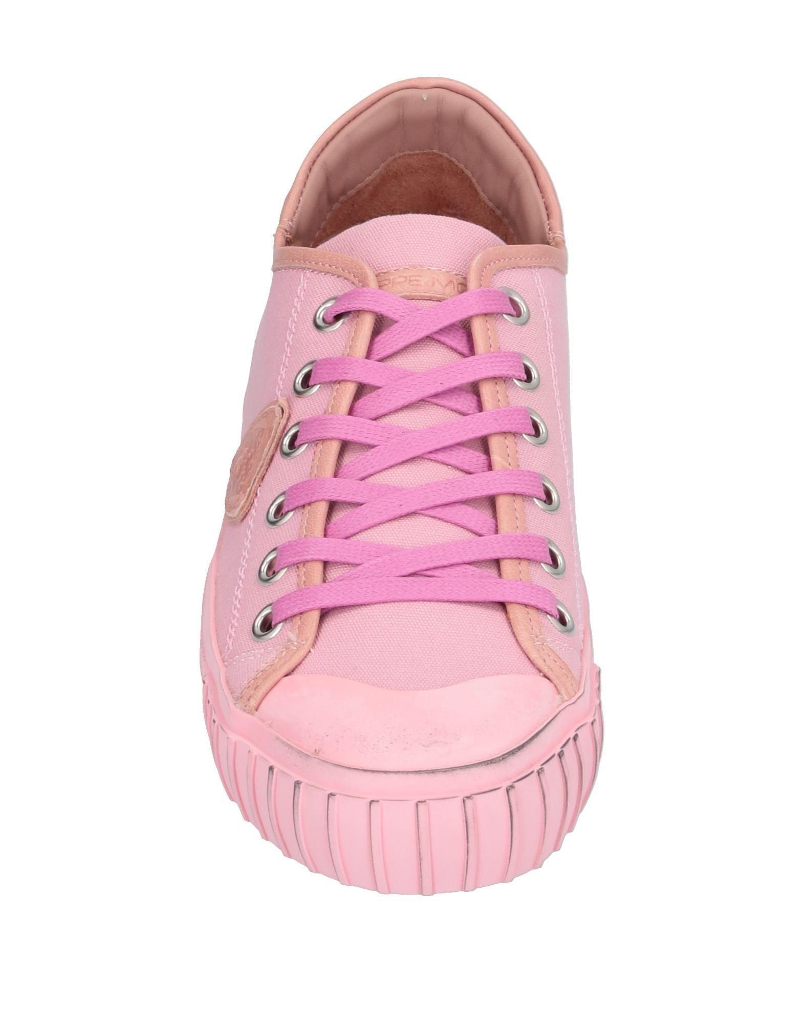 Sneakers & Deportivas Philippe Model de Lona de color Rosa