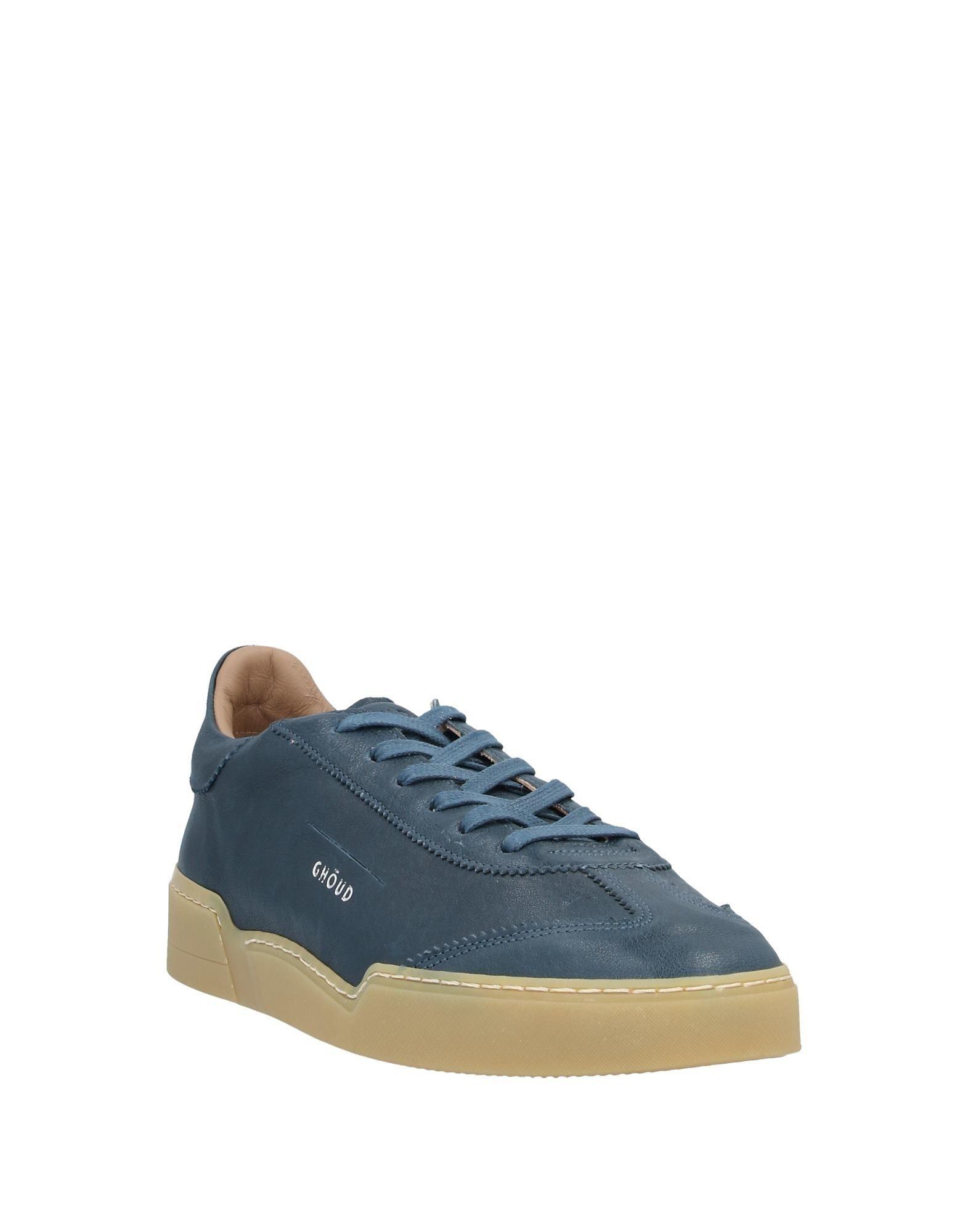 Sneakers & Deportivas GHŌUD de Cuero de color Azul para hombre