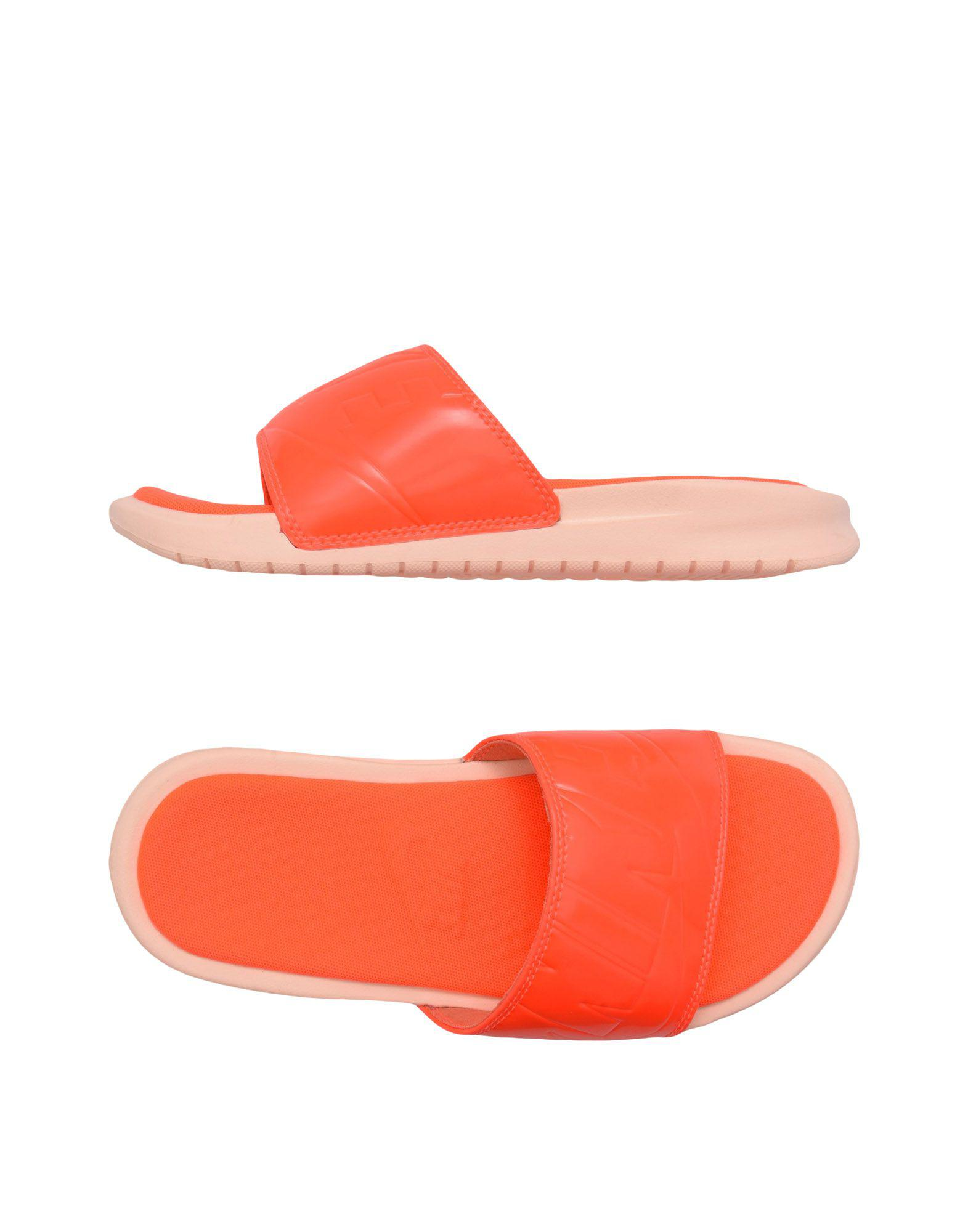 8897a3782 ... low price nike. womens orange sandals 039f4 a5787