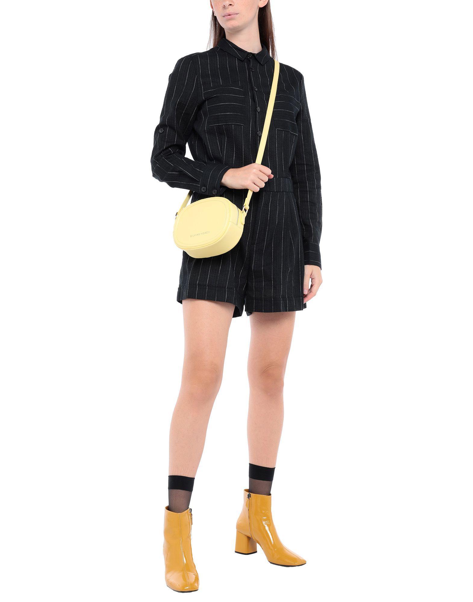 Silvian Heach Handtaschen in Gelb H5Zjp
