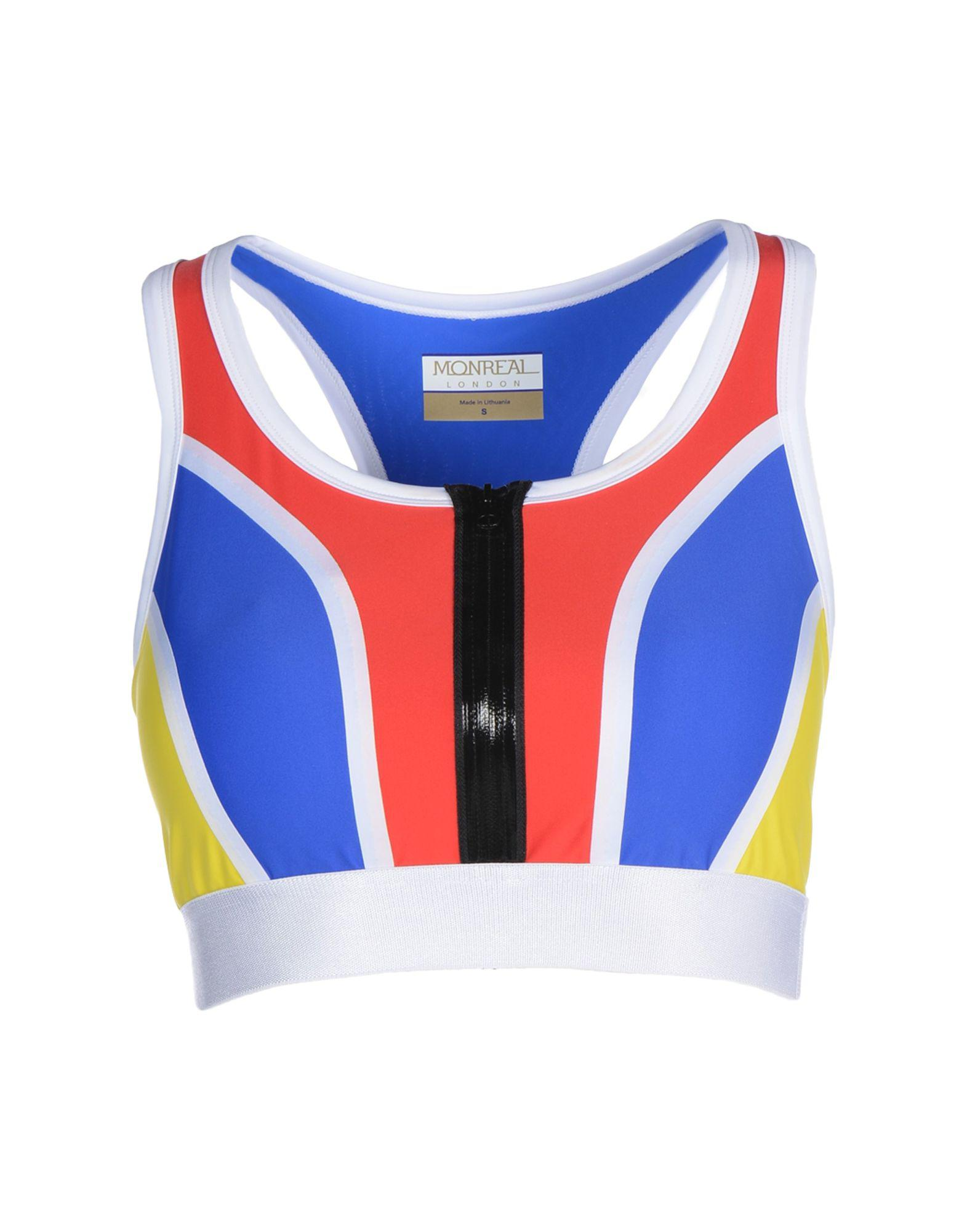 ea831746ca Monreal London - Multicolor Top - Lyst. View fullscreen