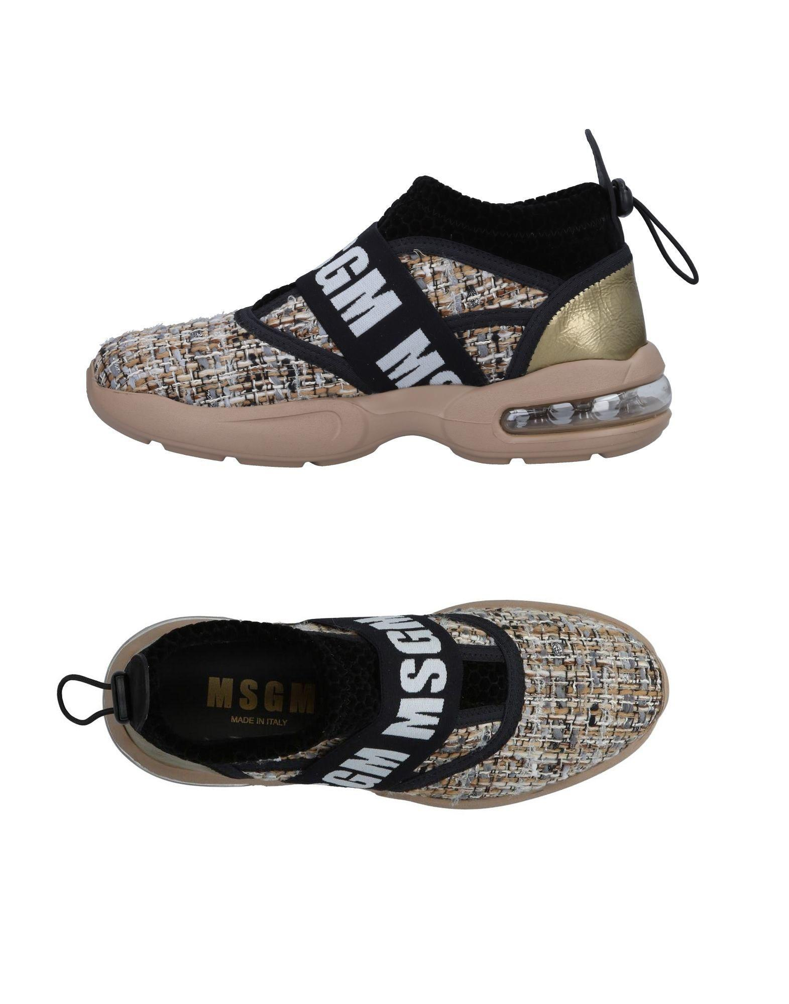 Msgm High-tops Et Chaussures De Sport ri5q2CNt