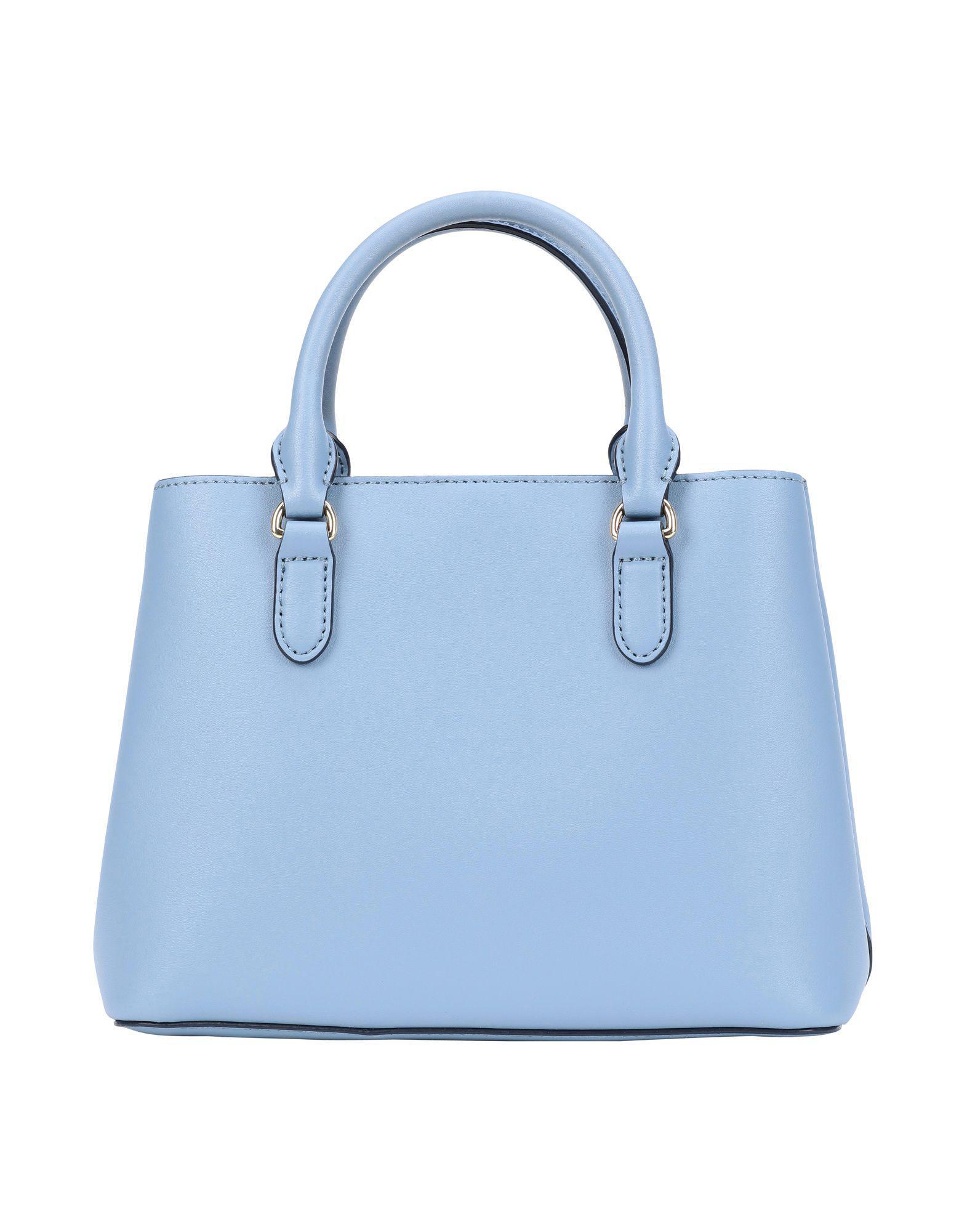 5ba26e3def Lyst - Sacs Bandoulière Lauren by Ralph Lauren en coloris Bleu