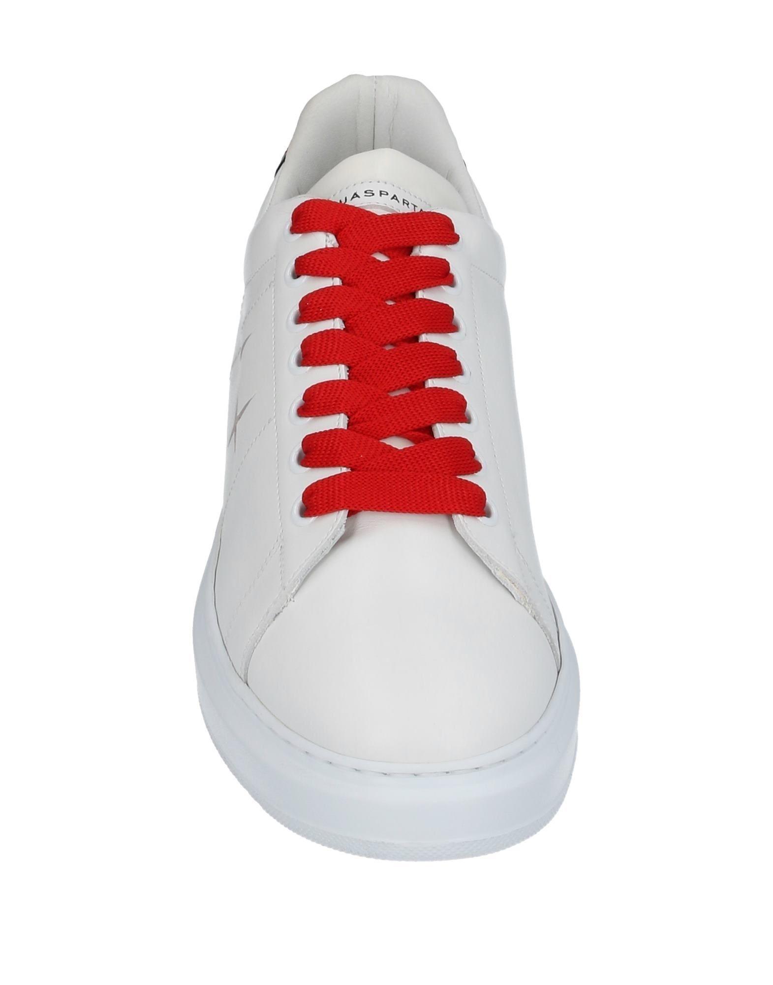 Sneakers & Deportivas D'Acquasparta de Cuero de color Blanco para hombre