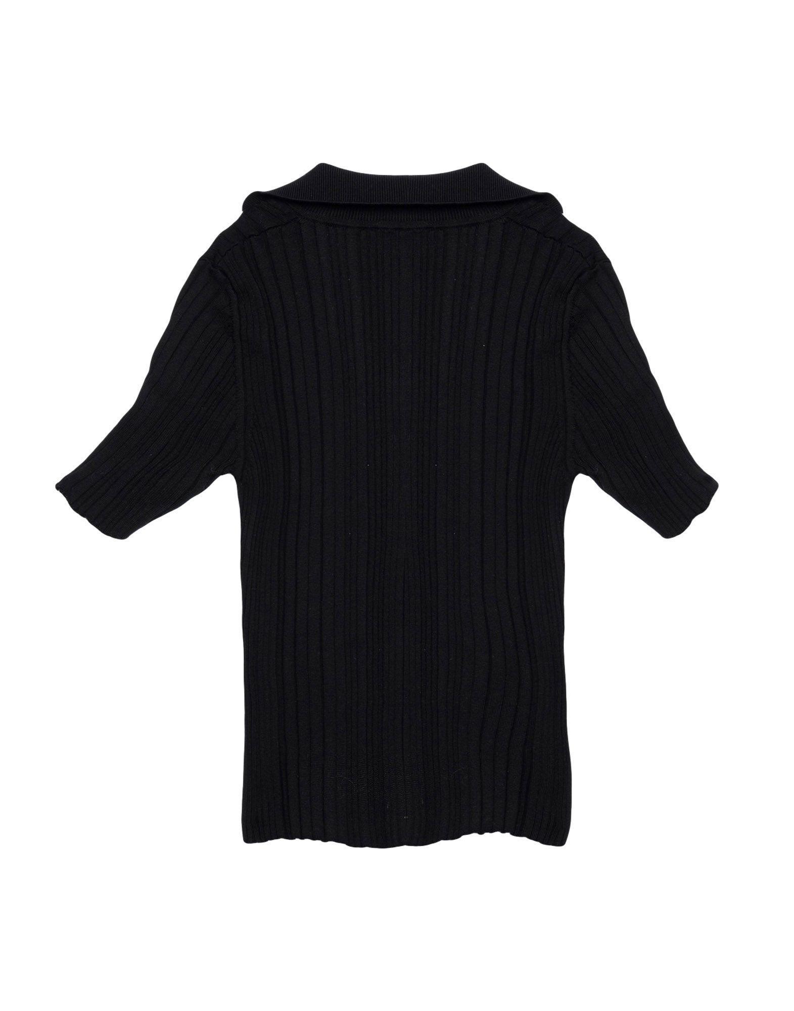 Pullover Coton Jacquemus en coloris Noir