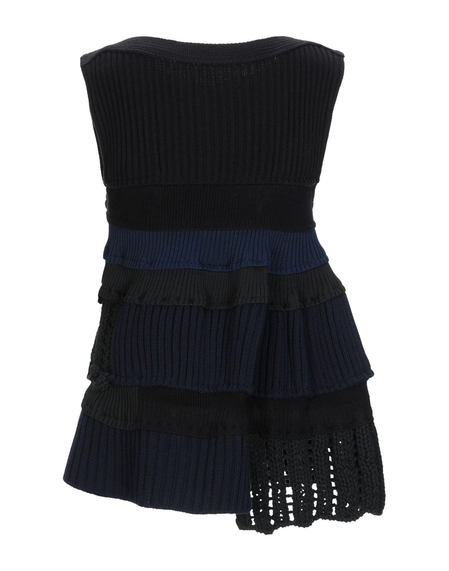 Pullover Sacai en coloris Noir
