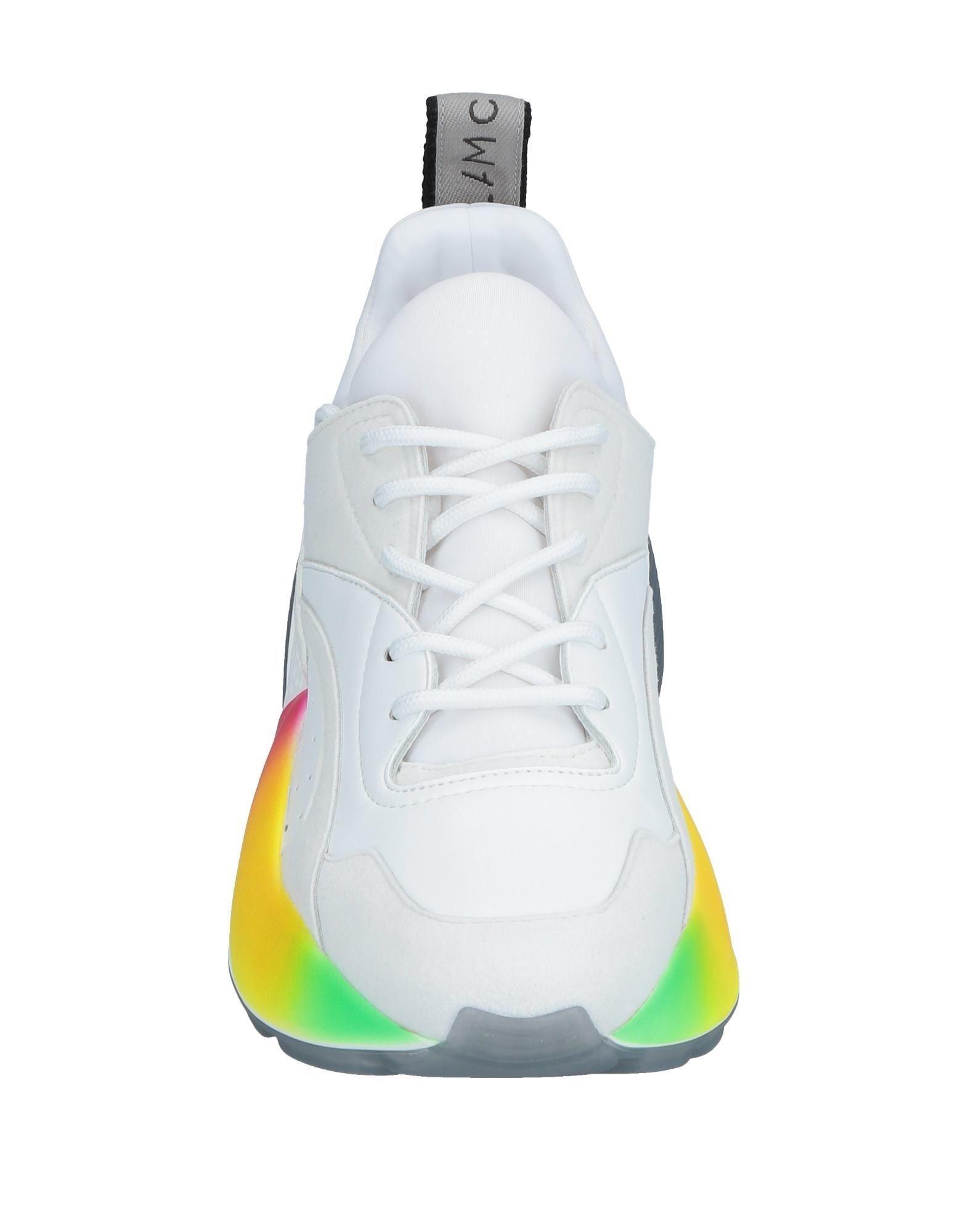 Sneakers & Tennis basses Stella McCartney en coloris Blanc zgaP