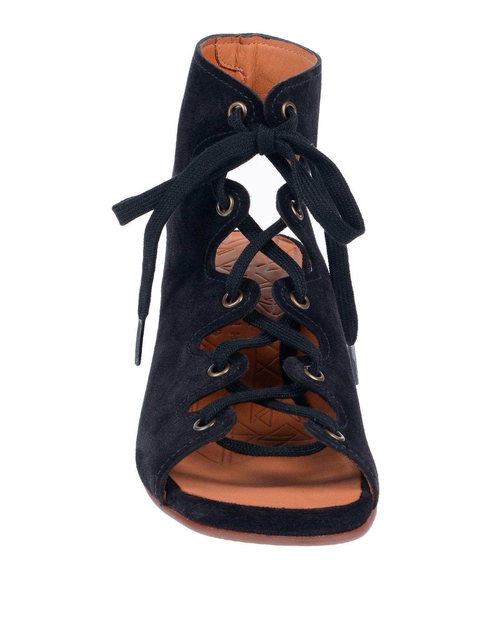 Sandalias Chie Mihara de Ante de color Negro