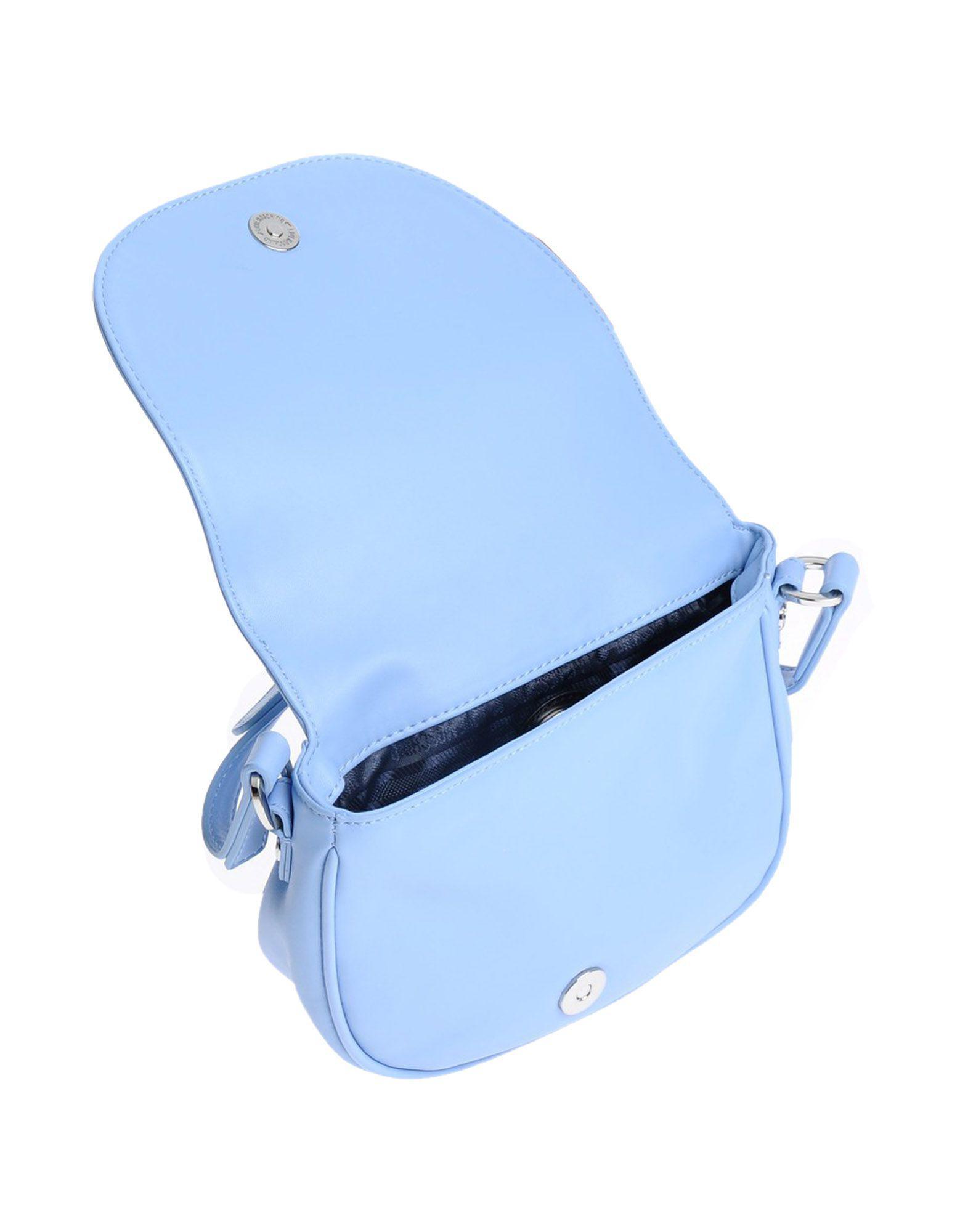 Love Moschino Cross-body Bag in Sky Blue (Blue)