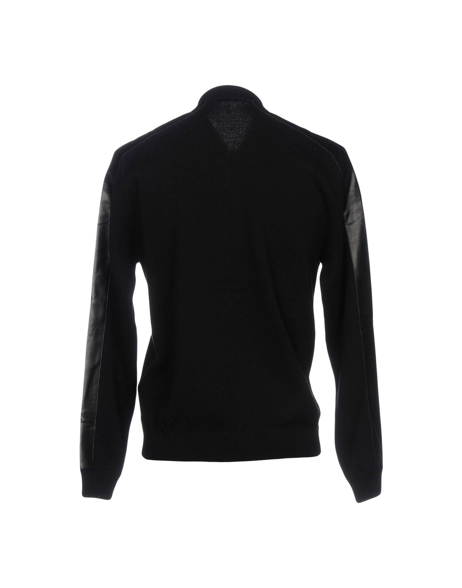 Versace Jeans Couture Sweatshirt in Black for Men
