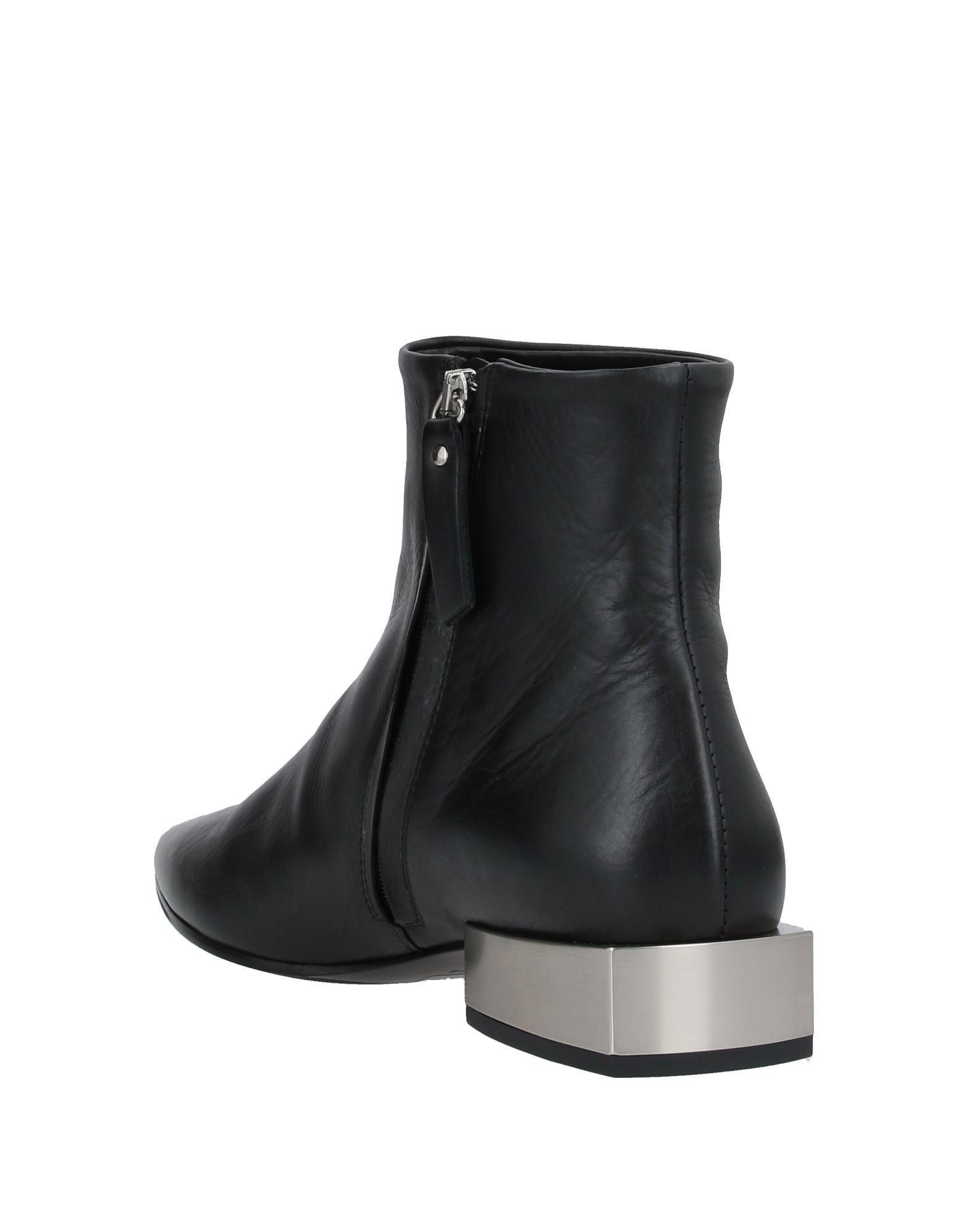 Botines de caña alta Vic Matié de Cuero de color Negro
