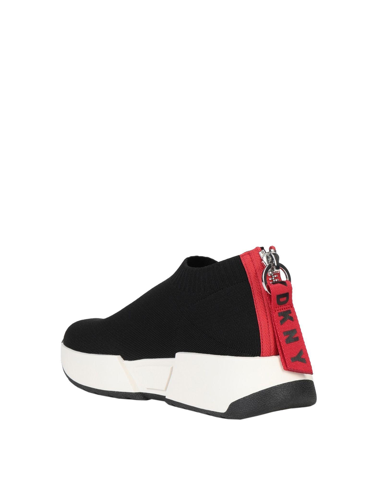 Sneakers & Deportivas DKNY de color Negro