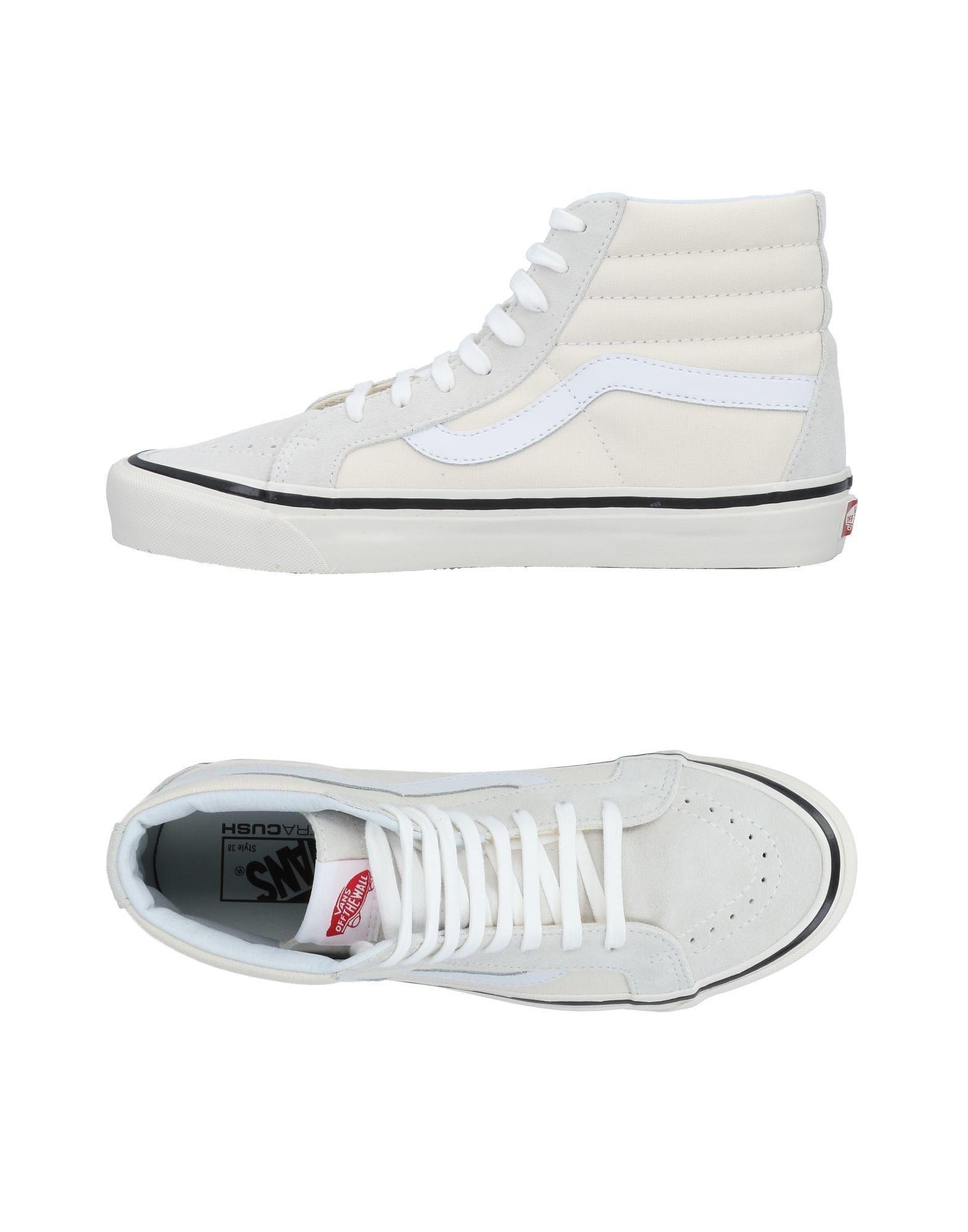 6580389055f4ee Lyst - Vans High-tops   Sneakers in Gray
