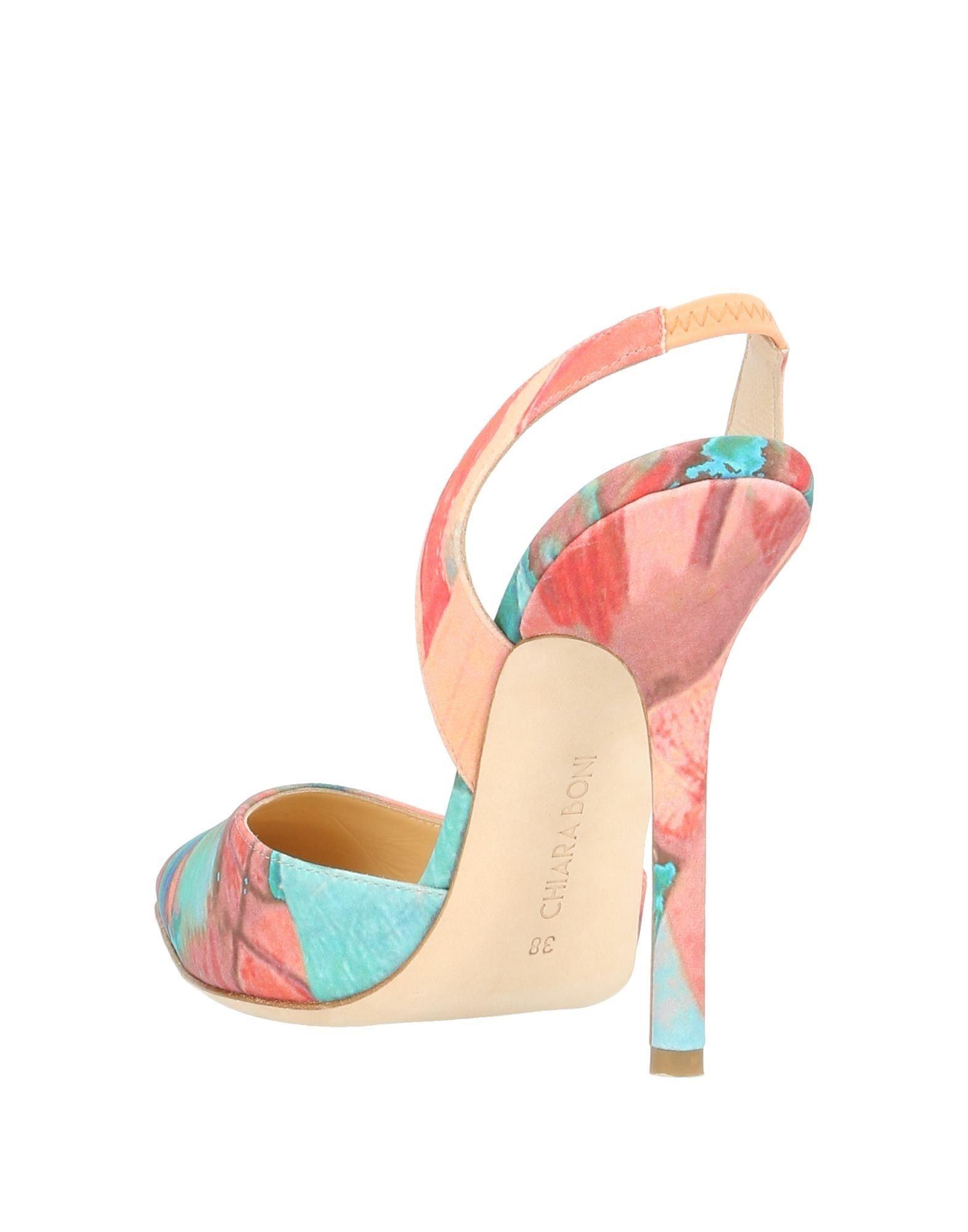 Zapatos de salón La Petite Robe Di Chiara Boni de Cuero de color Rosa