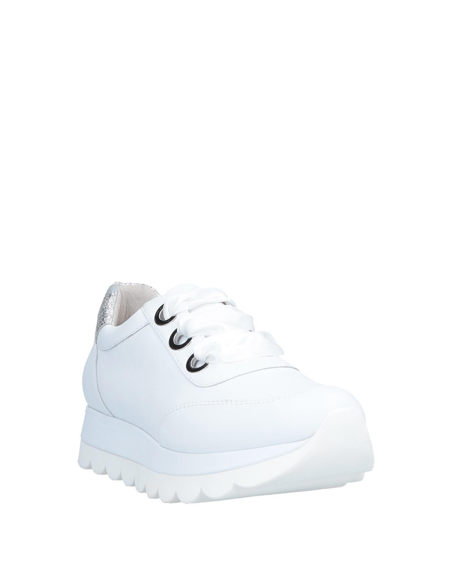 Sneakers & Deportivas CafeNoir de Cuero de color Blanco