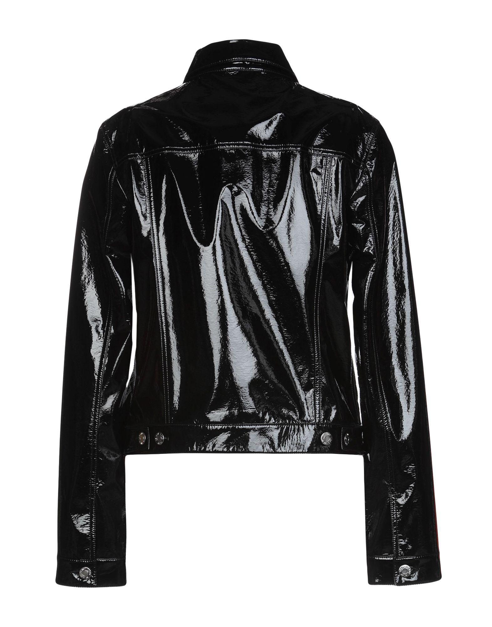 099550ccfd8 Lyst - Blouson Helmut Lang en coloris Noir - 52 % de réduction