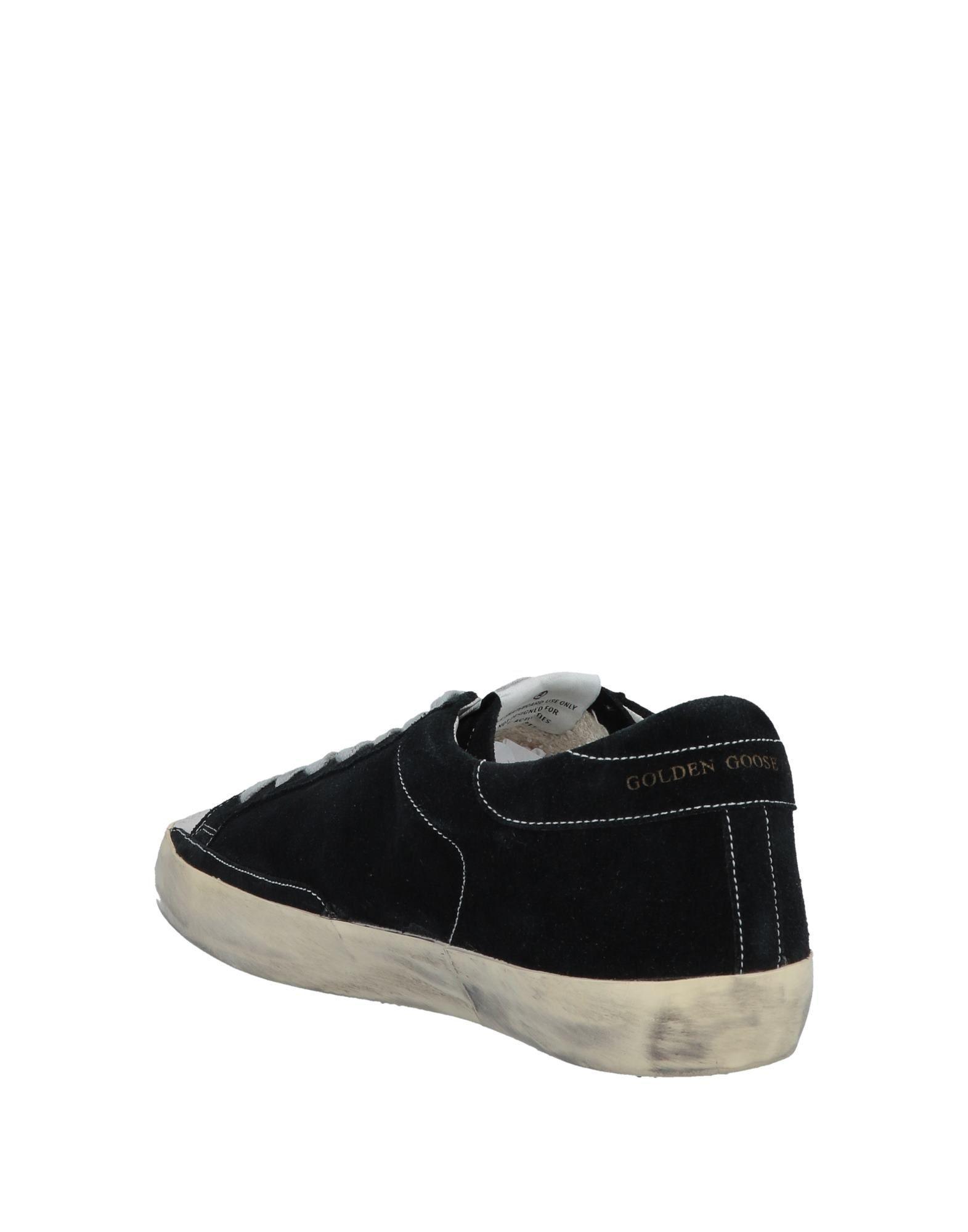 Sneakers & Deportivas Golden Goose Deluxe Brand de Ante de color Negro para hombre