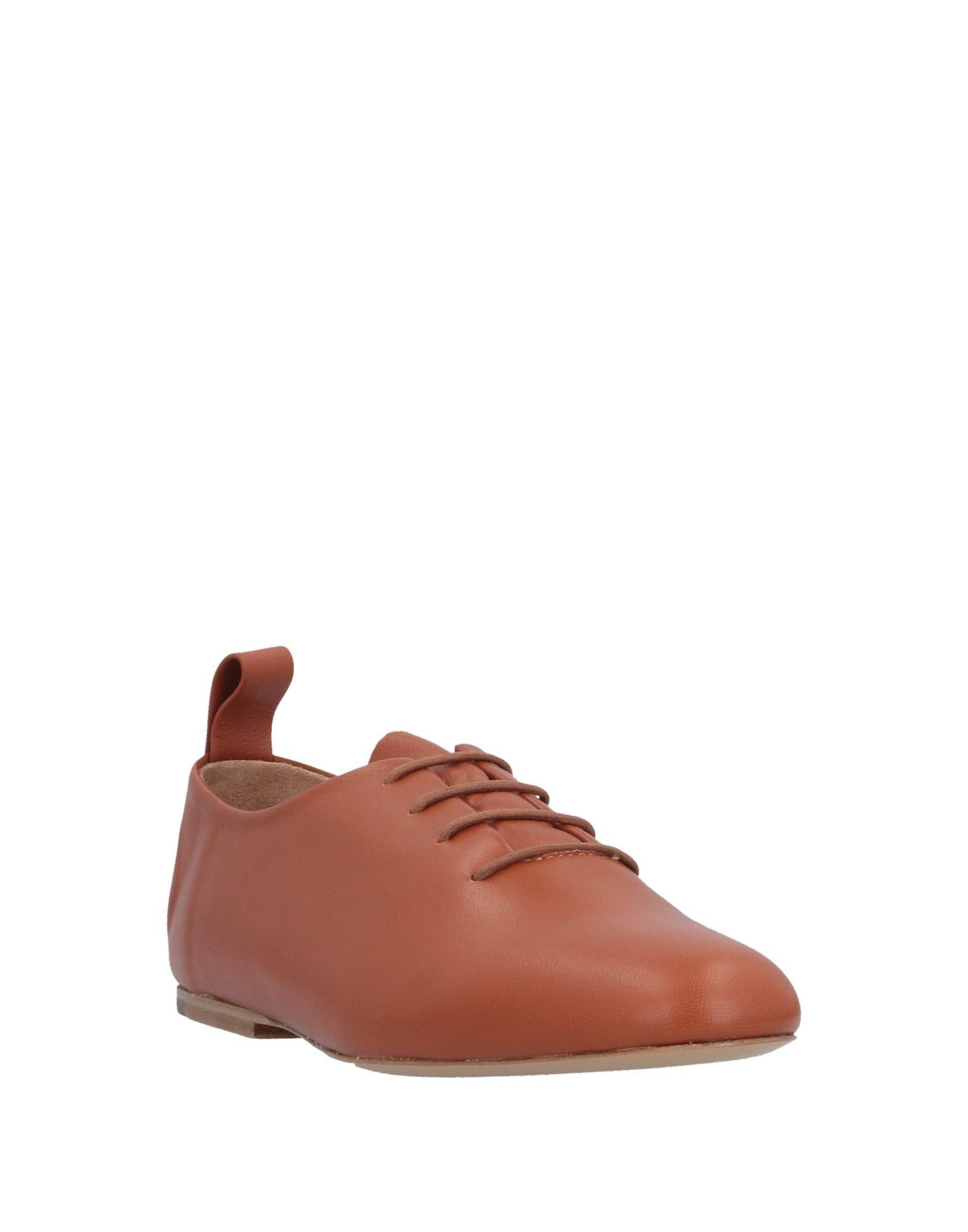 Zapatos de cordones Jil Sander Navy de color Marrón