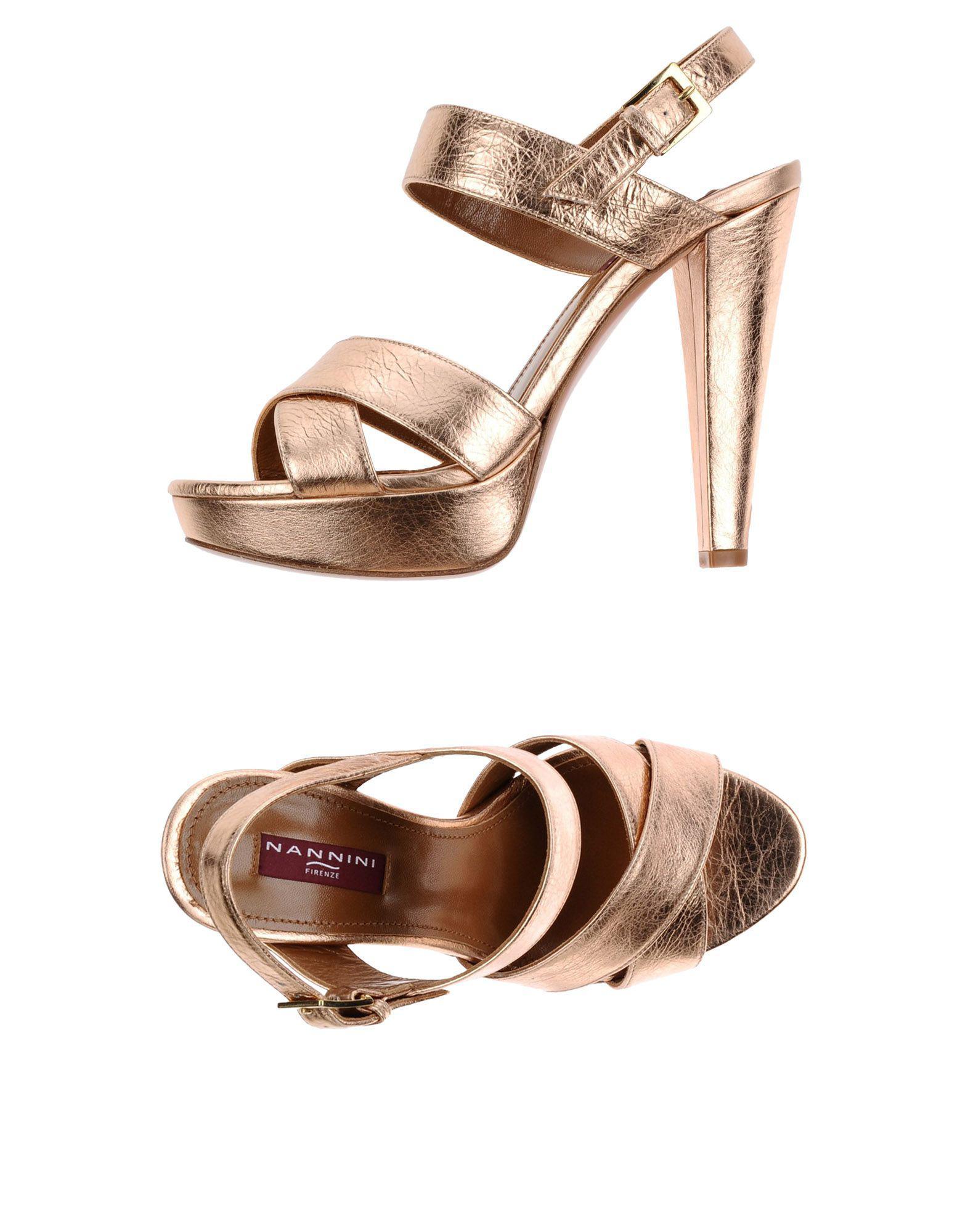 FOOTWEAR - Sandals Nannini 1Zw9G