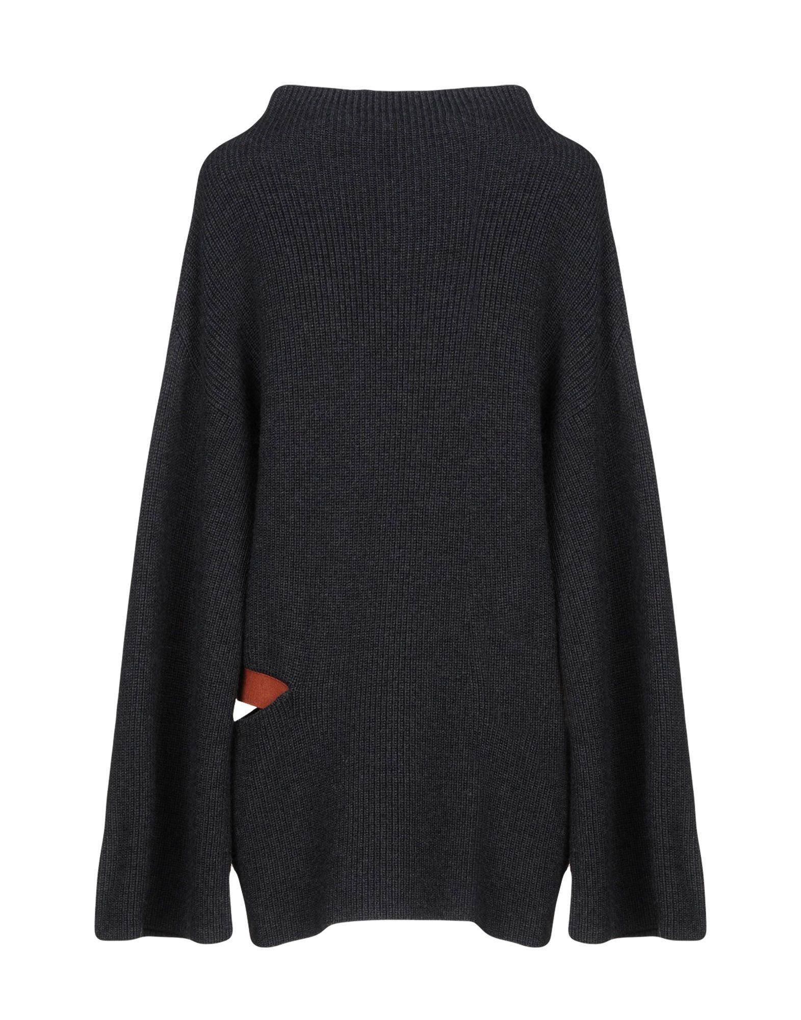 Minivestido Stella McCartney de Lana de color Negro
