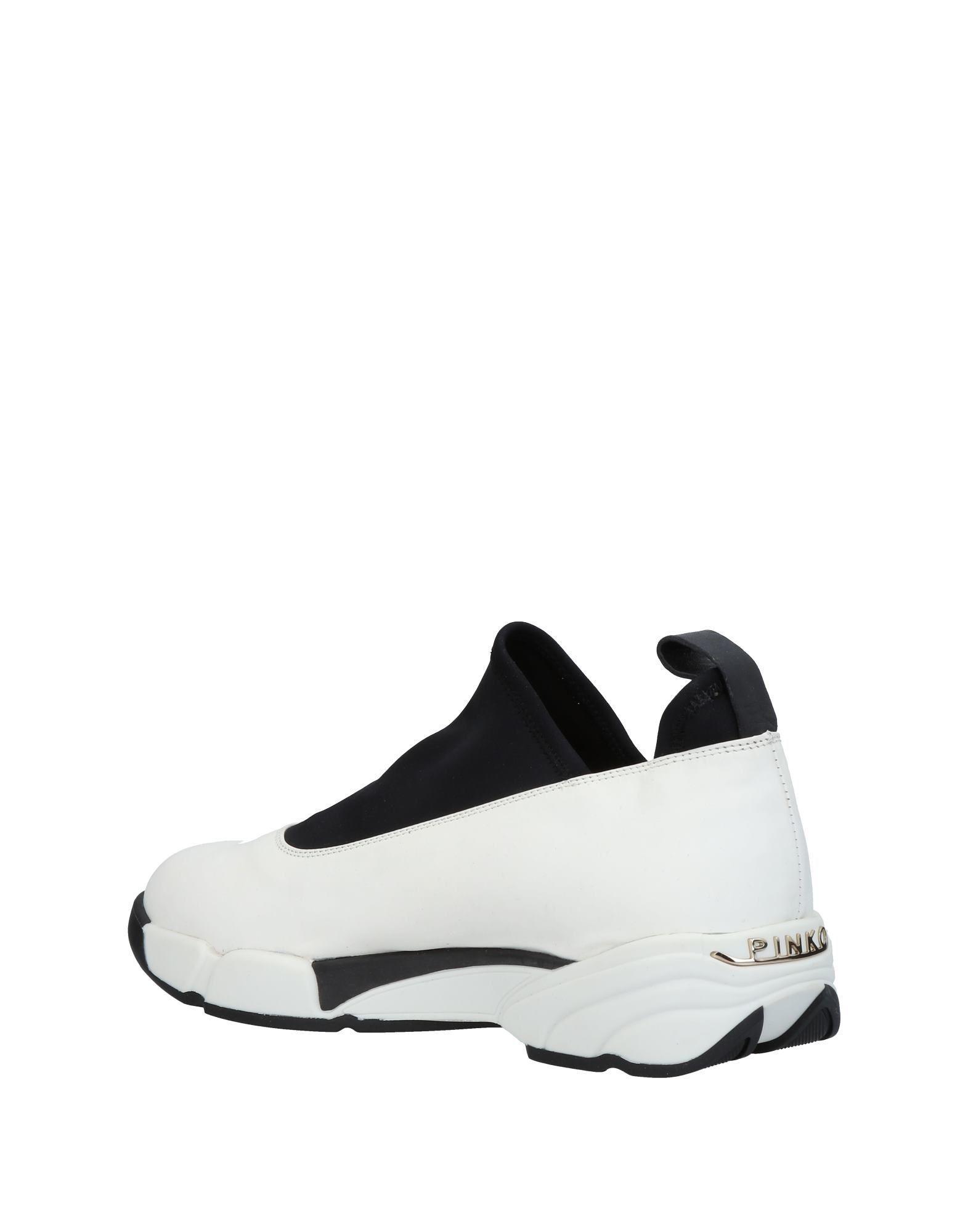 Sneakers & Deportivas Pinko de color Blanco