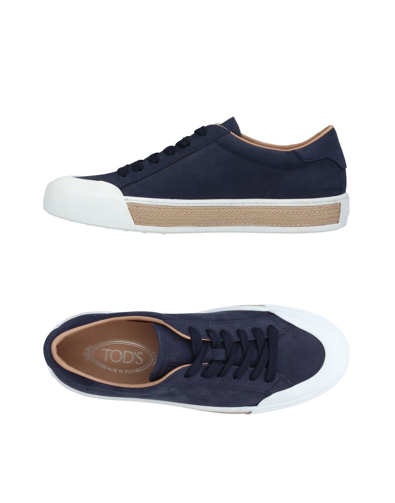 FOOTWEAR - Low-tops & sneakers on YOOX.COM Tod's eeuVK