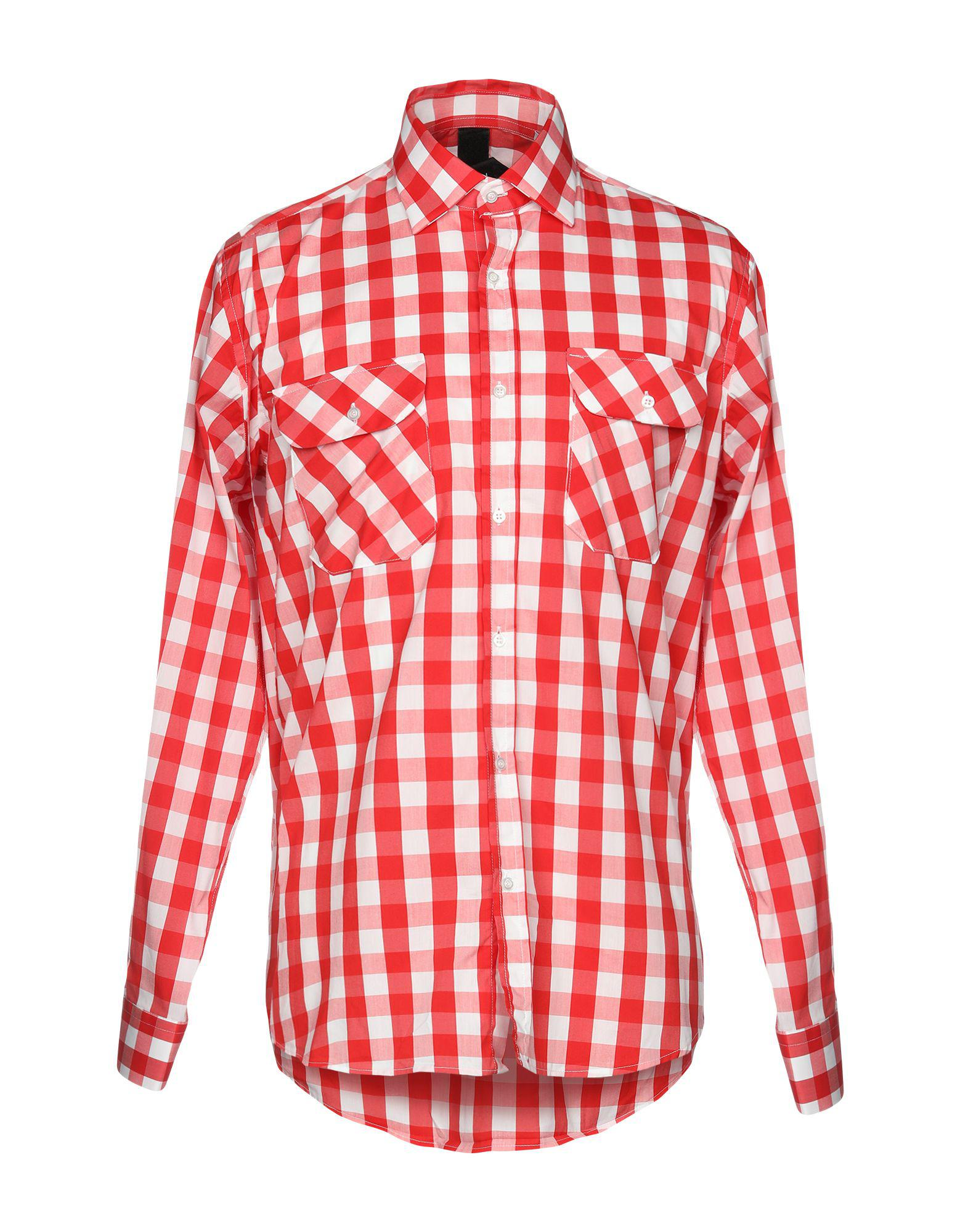 In Men Couture Mnml Shirts For Red Lyst DeH2IEW9Y