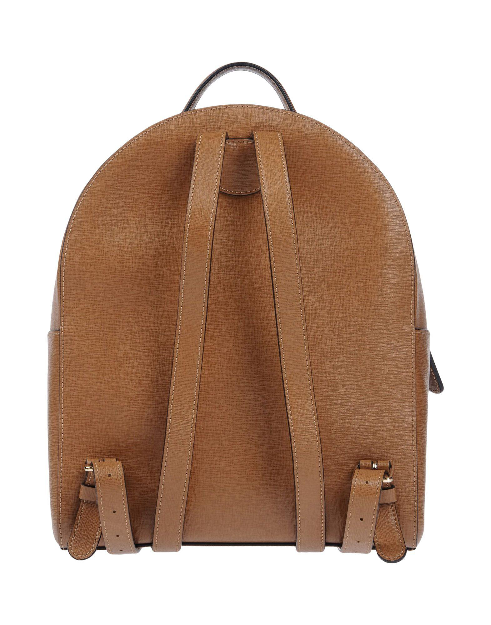 Coccinelle Leather Backpacks & Fanny Packs in Brown