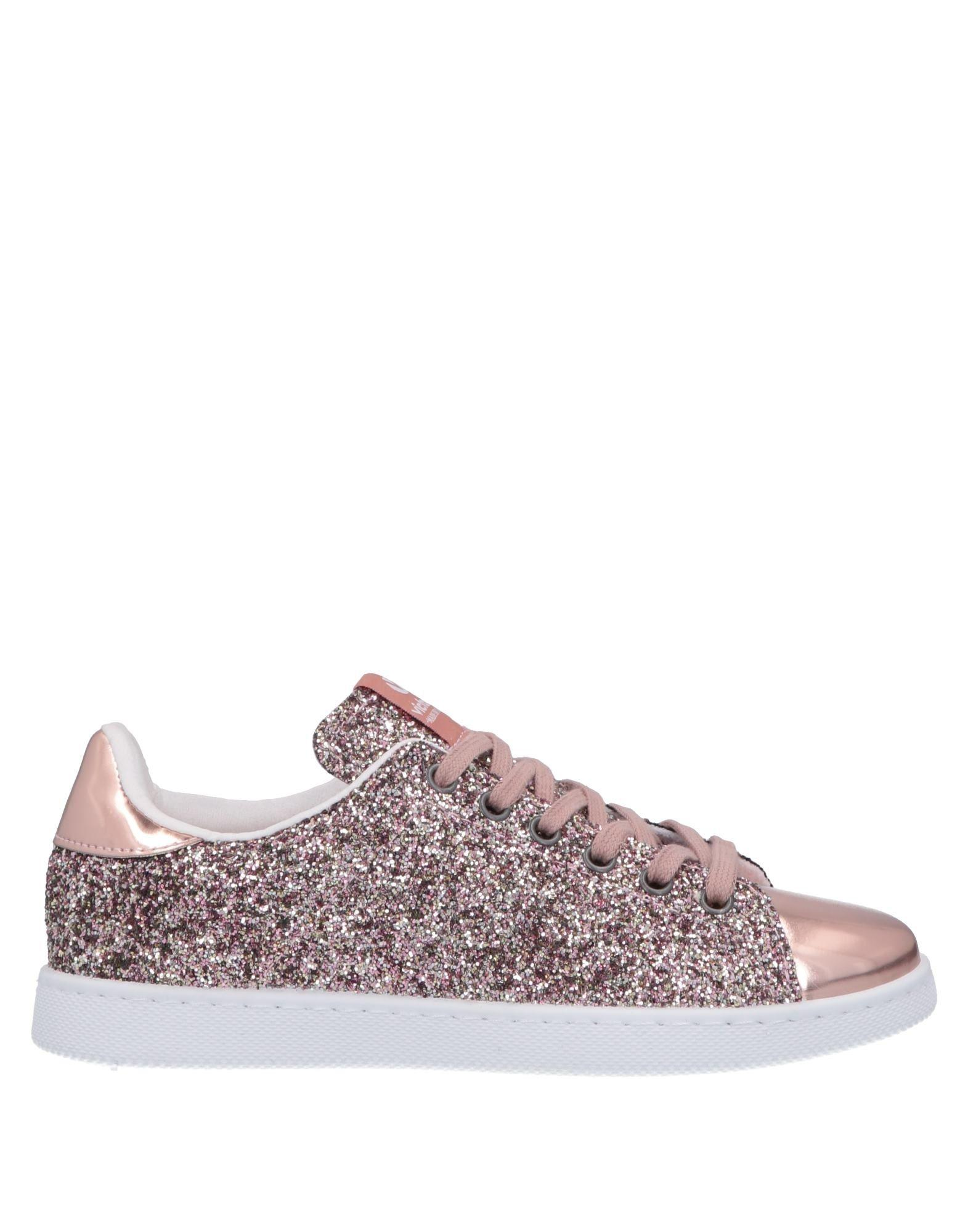 75691d15bc2b Lyst - Victoria Deportivo Basket Glitter Women s Shoes (trainers) In ...