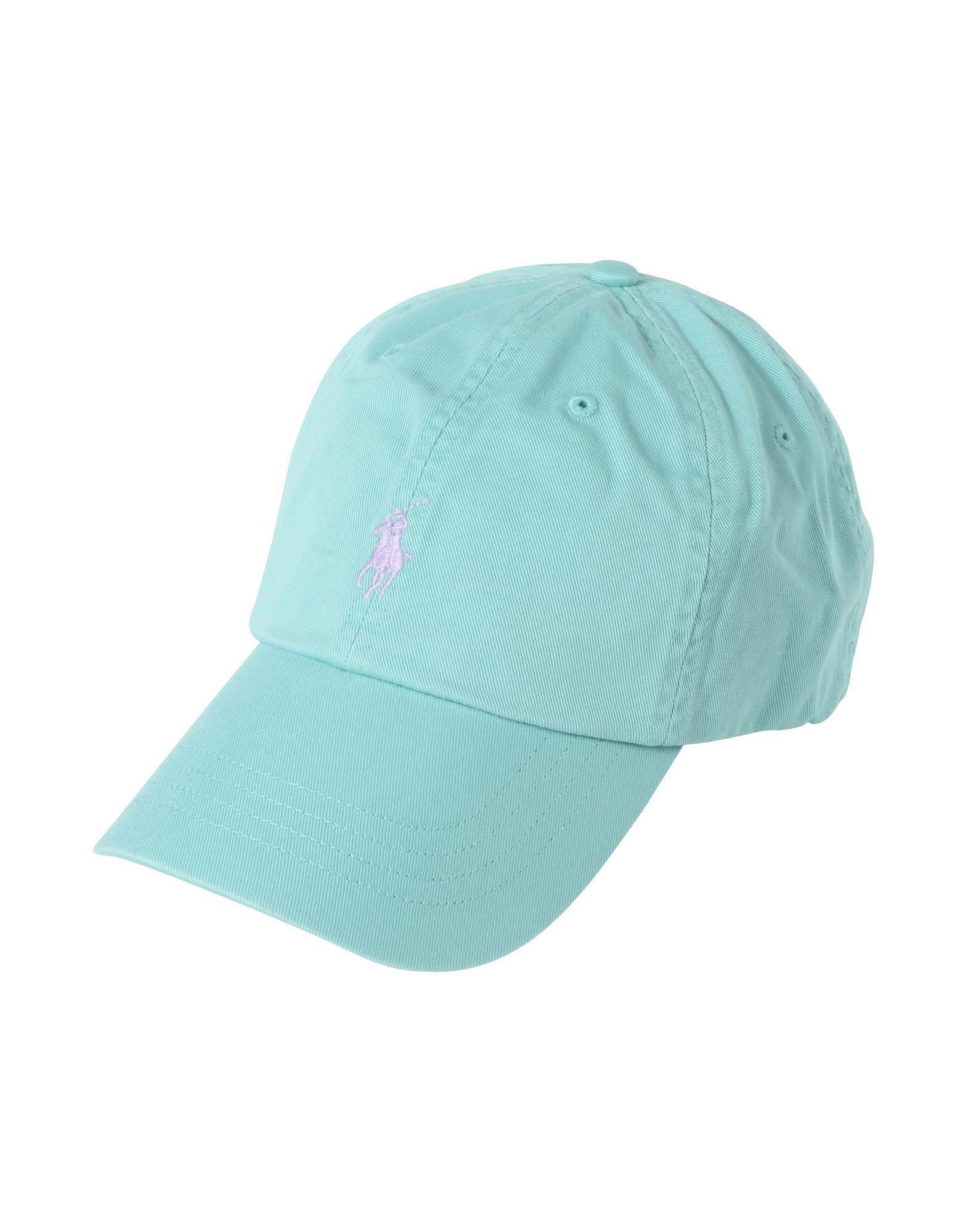 ff3c1aa902692 Polo Ralph Lauren Hat in Green for Men - Lyst