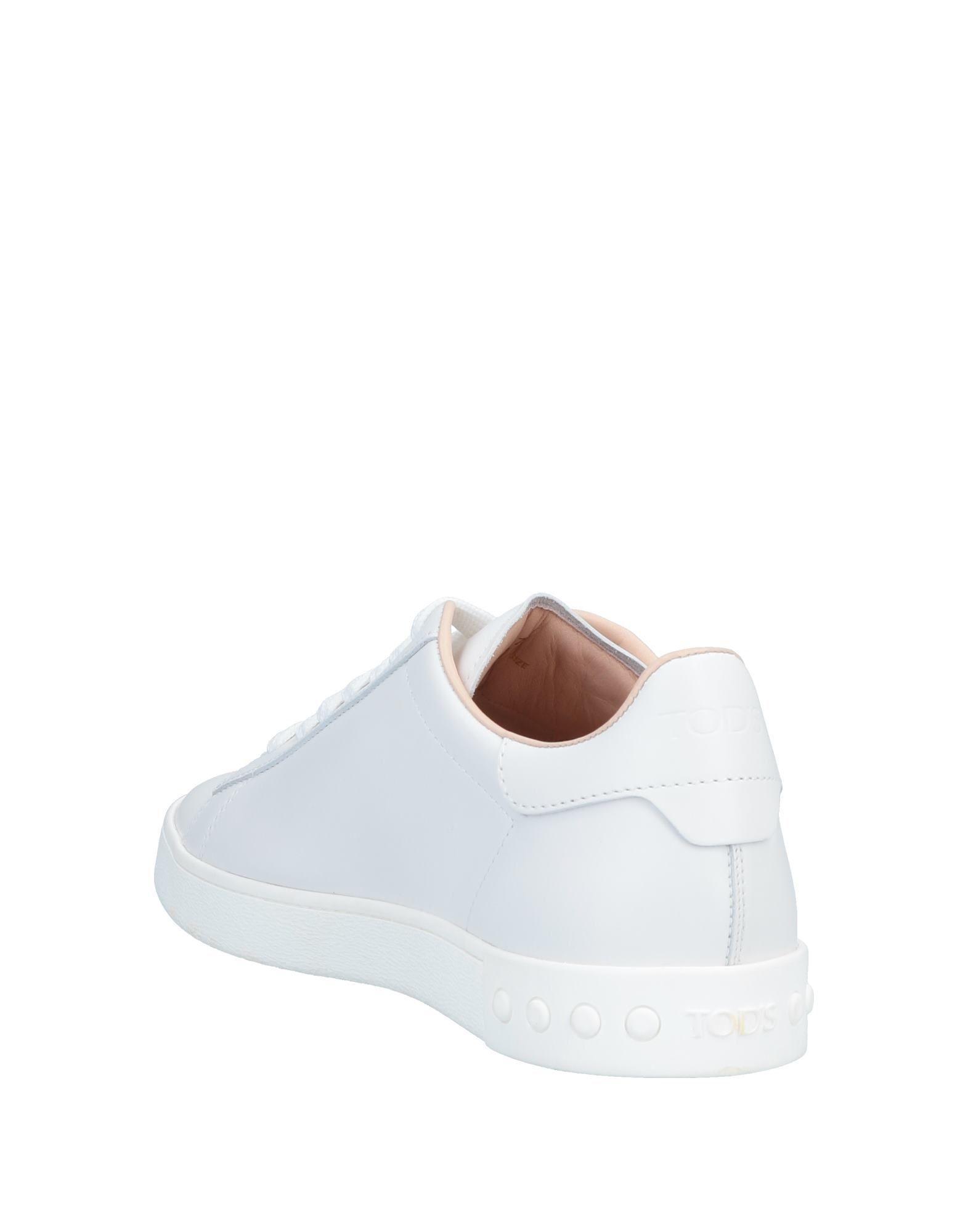 Sneakers & Deportivas Tod's de color Blanco
