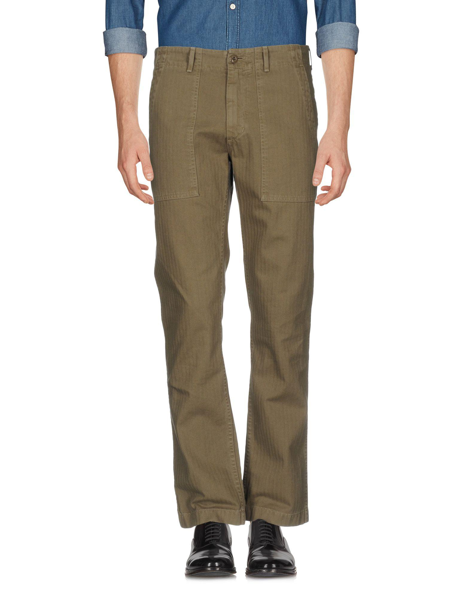 TROUSERS - Casual trousers Alex Mill Clearance Real BqAGkr2G