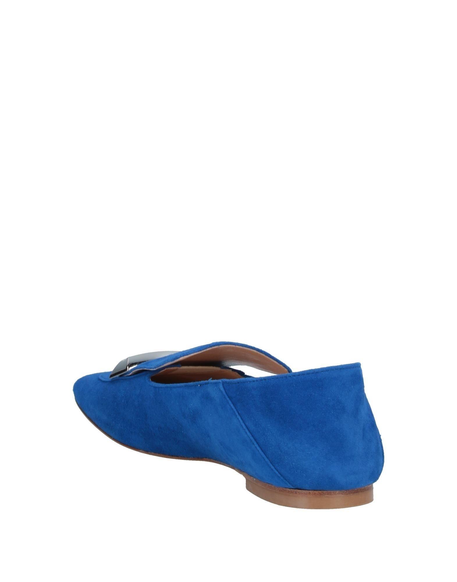 Mocasines Bianca Di de Ante de color Azul