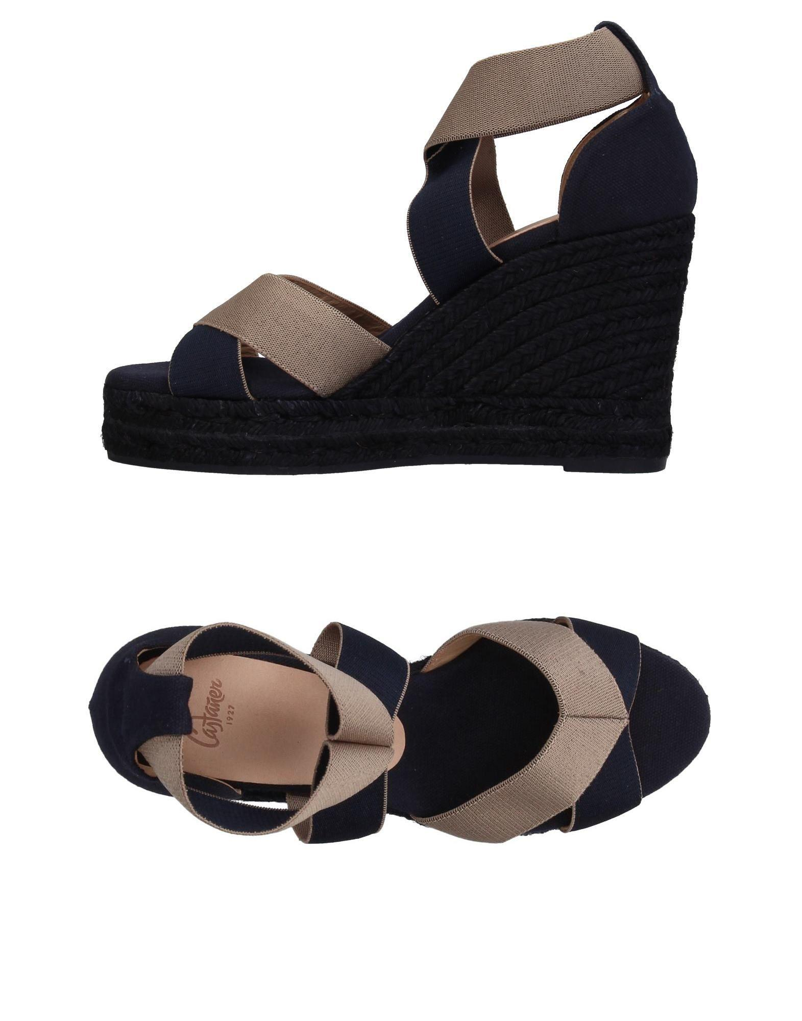 b462fc94691 Castaner - Blue Sandals - Lyst. View fullscreen