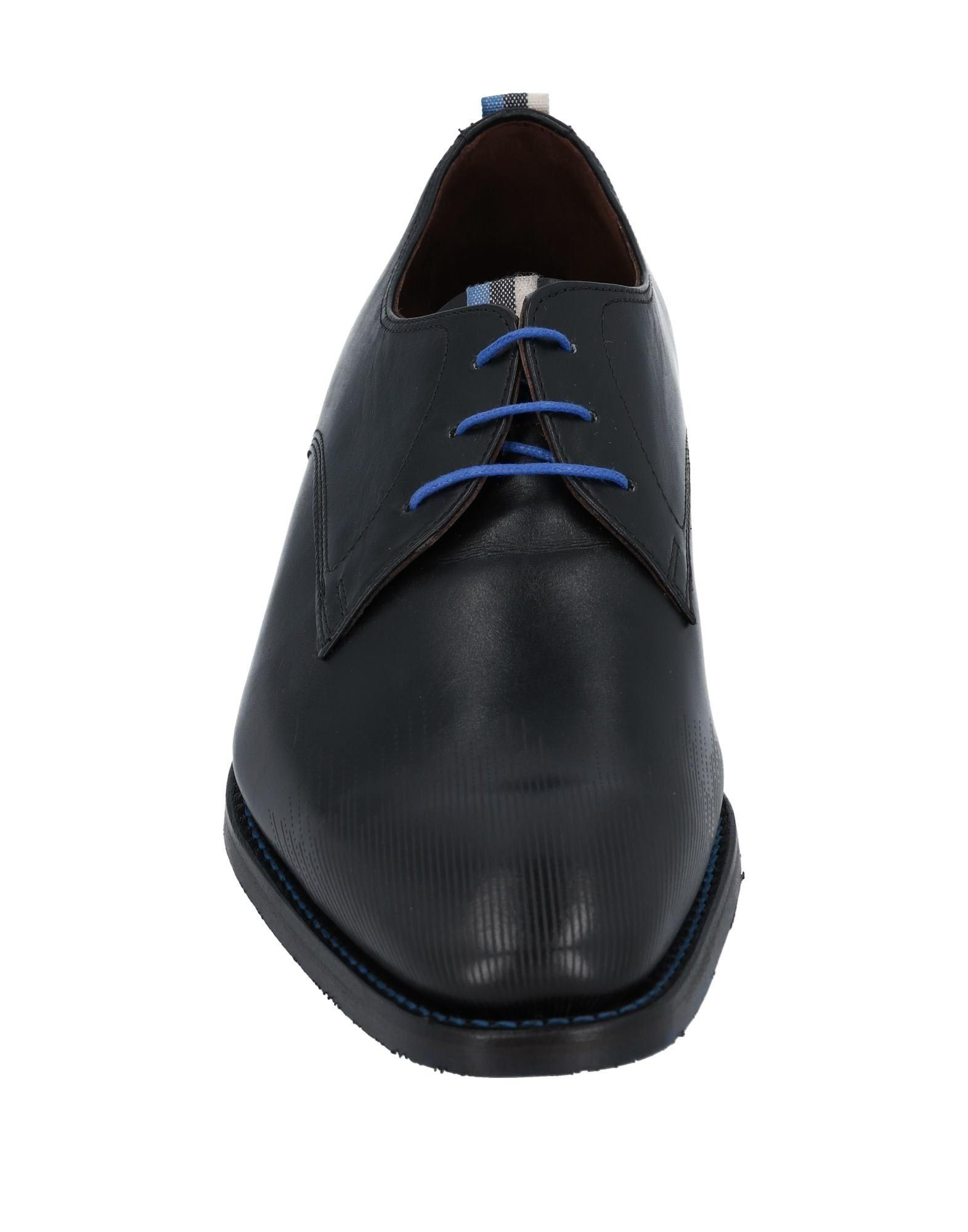 Zapatos de cordones Floris Van Bommel de hombre de color Negro