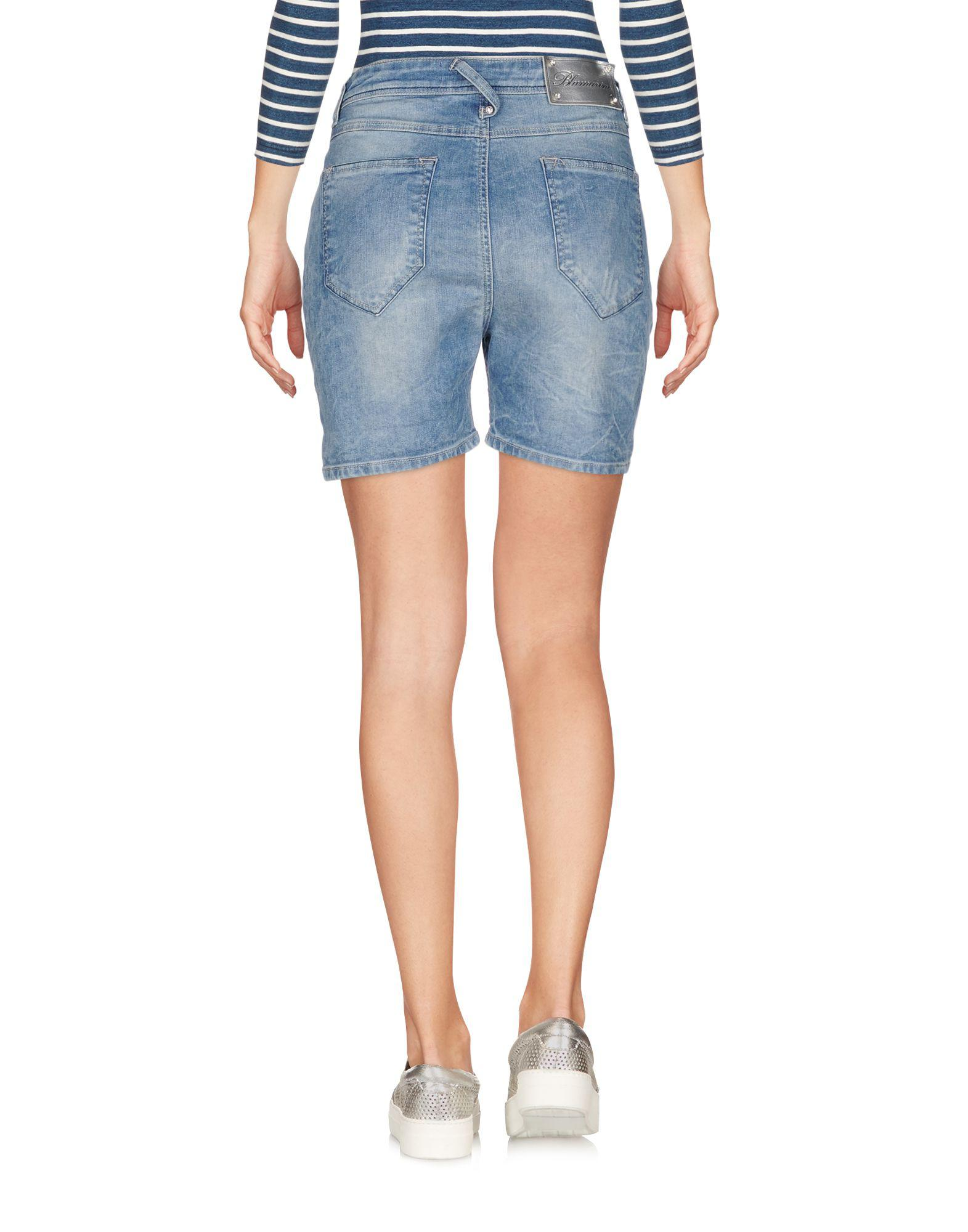 DENIM - Denim bermudas Blumarine Clearance Collections Pay With Visa Cheap Price Visit New Cheap Online New Arrival Cheap Online cpuYMG