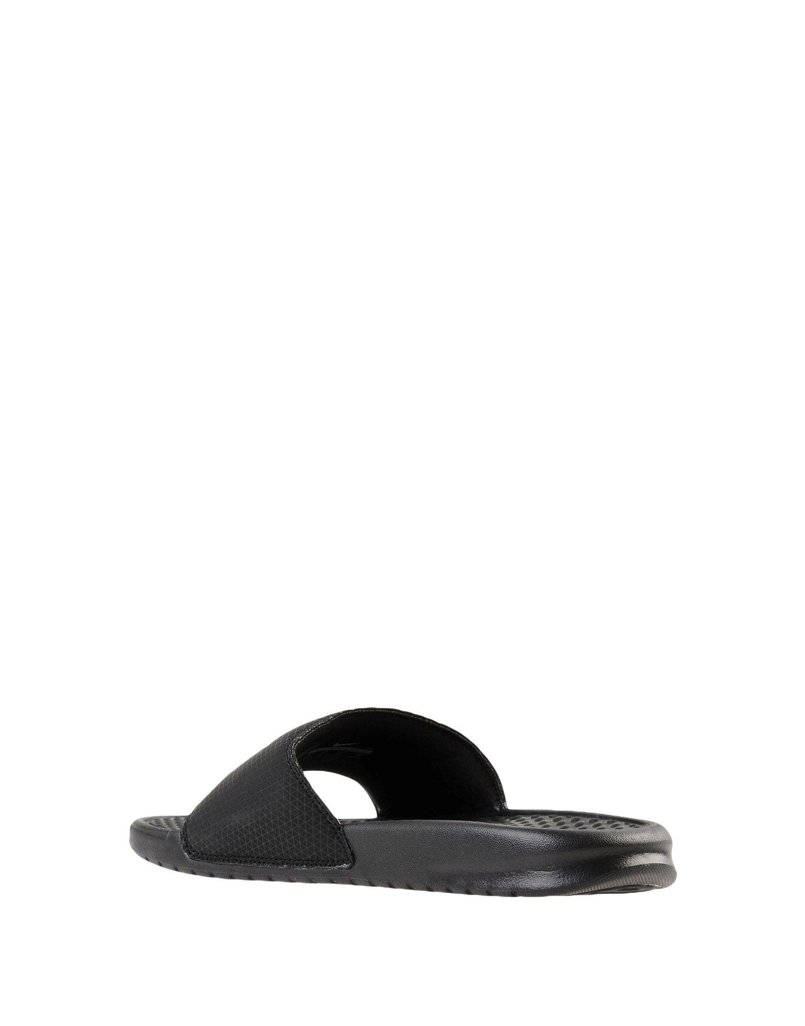 d8db565d22aa Nike Sandals in Black for Men - Save 68% - Lyst