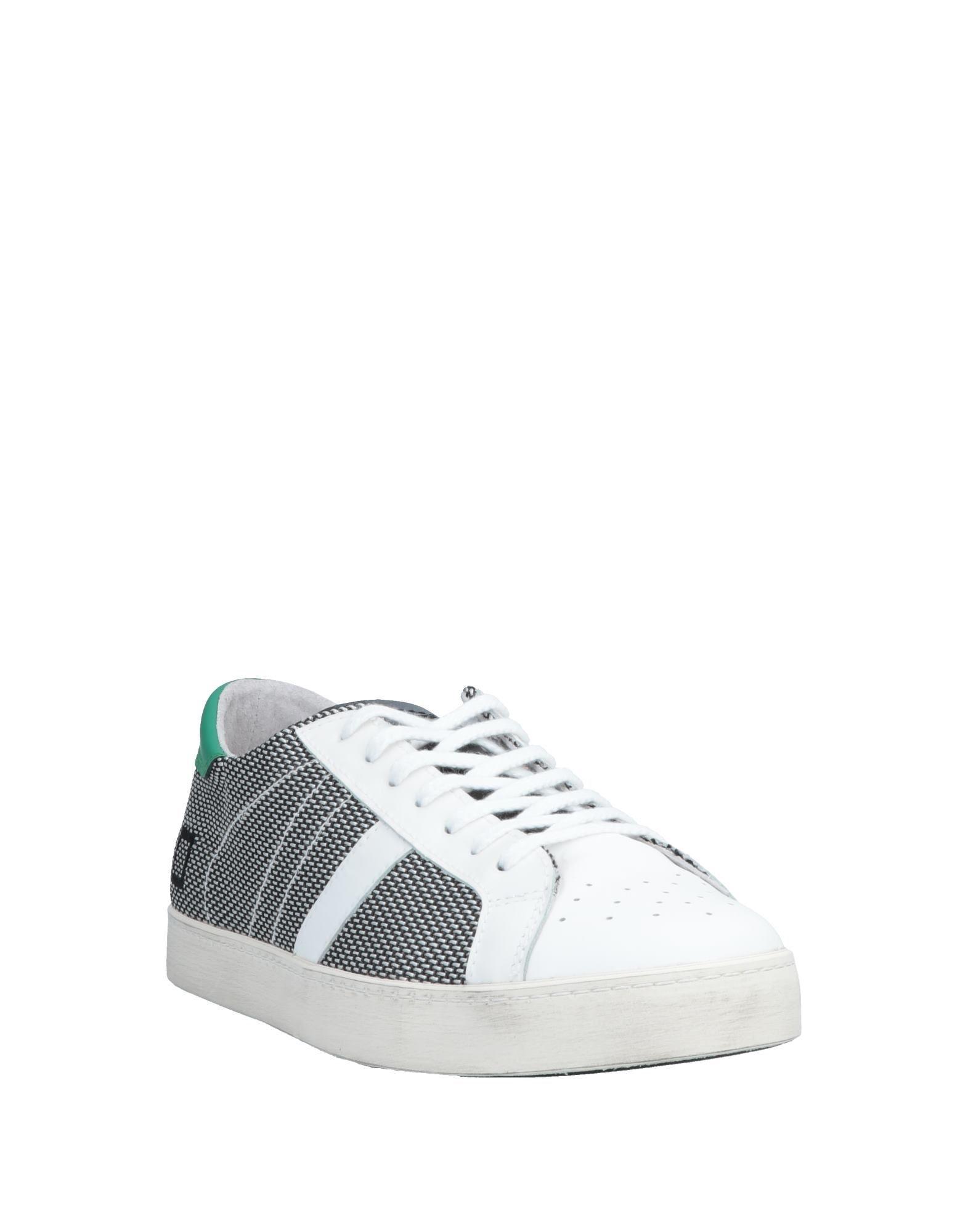 Sneakers & Deportivas Date de Cuero de color Blanco para hombre