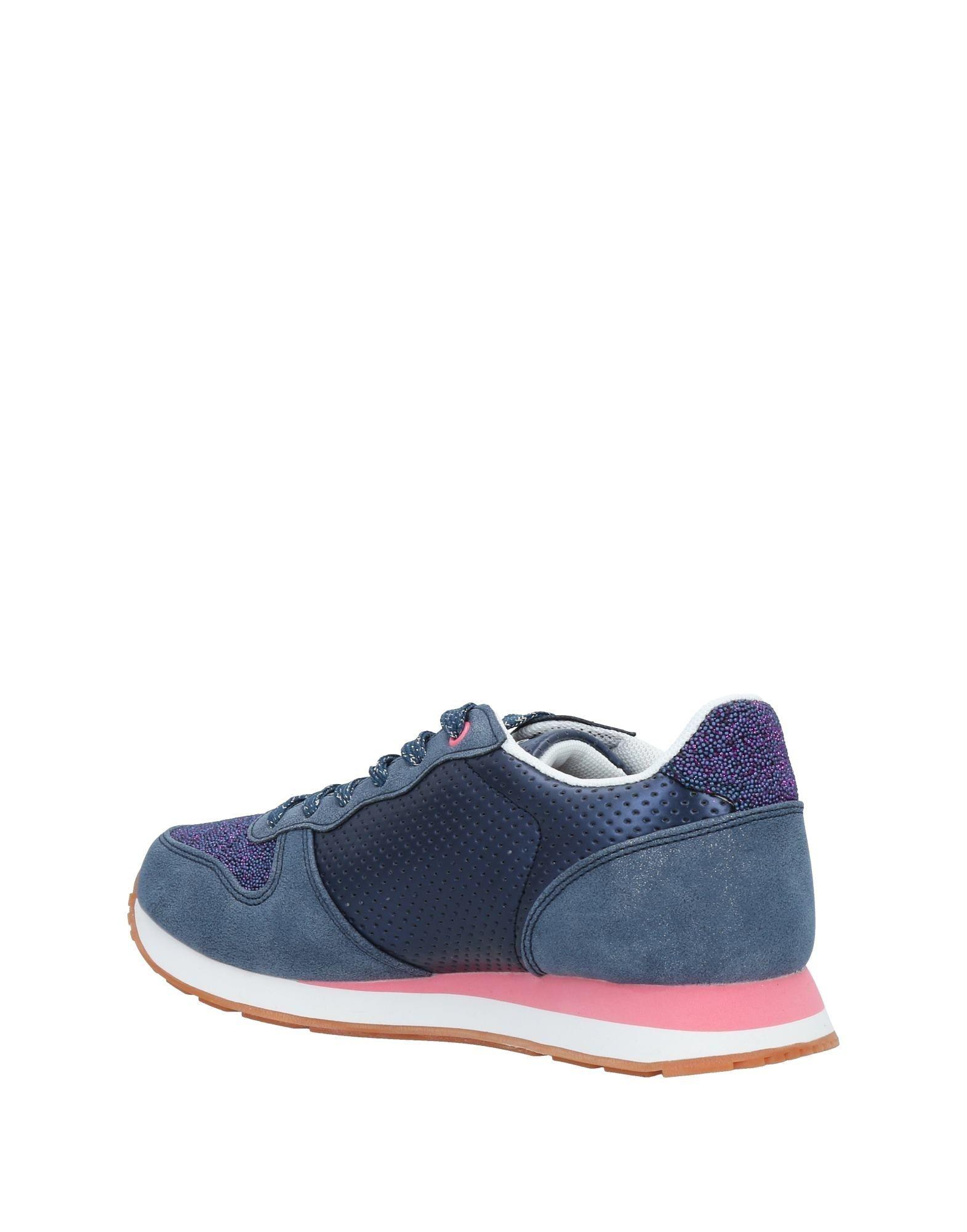 U.S. POLO ASSN. Synthetic Low-tops & Sneakers in Slate Blue (Blue)
